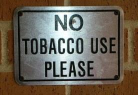 Kancelária fajčenie