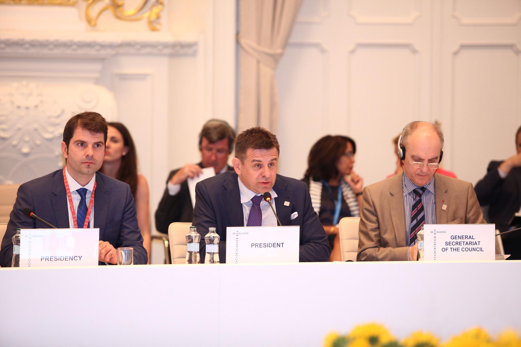 Parížska dohoda ETS NEC brexit slovenské predsedníctvo