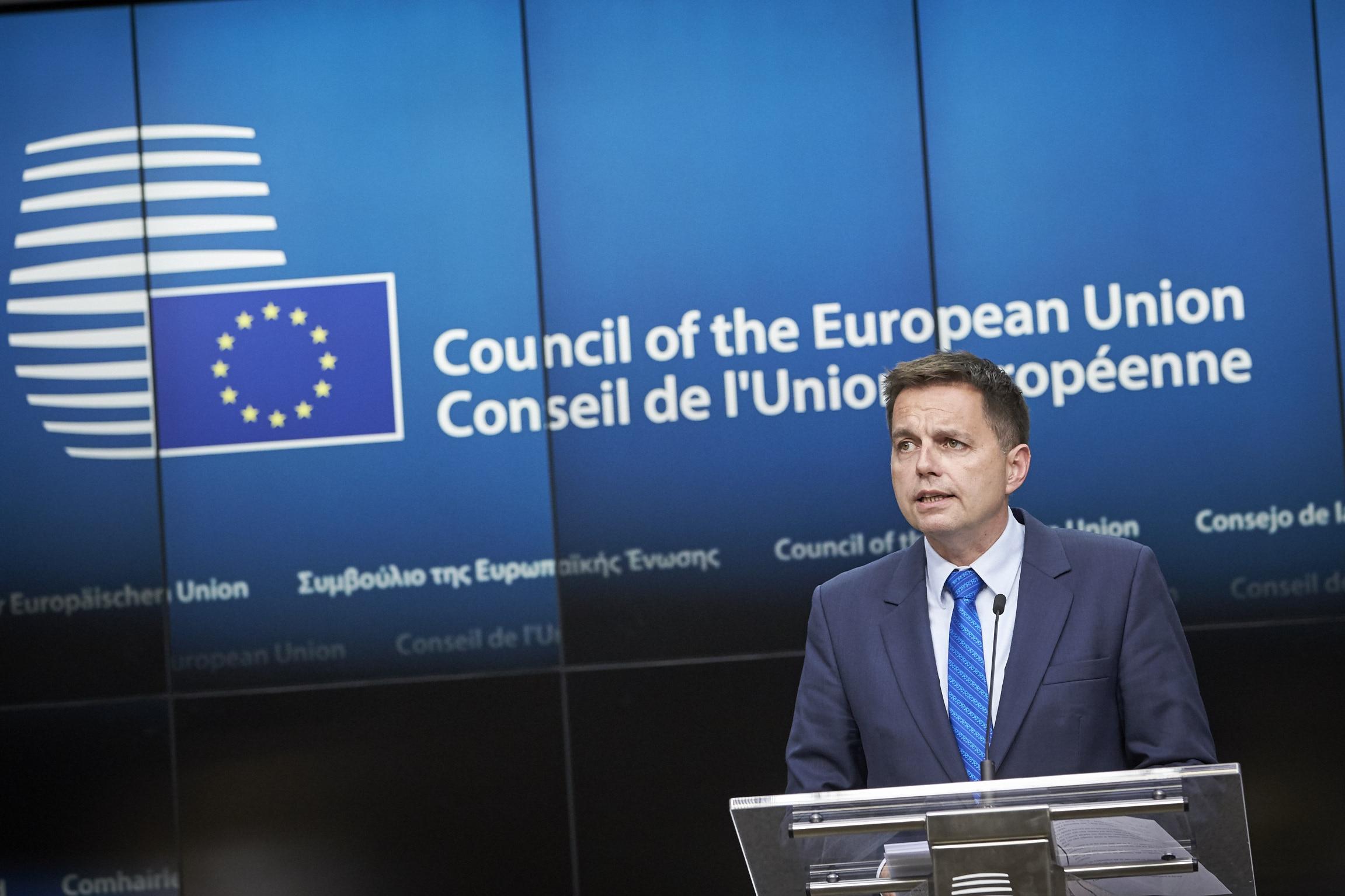 Kažimír Ecofin Španielsko Portugalsko
