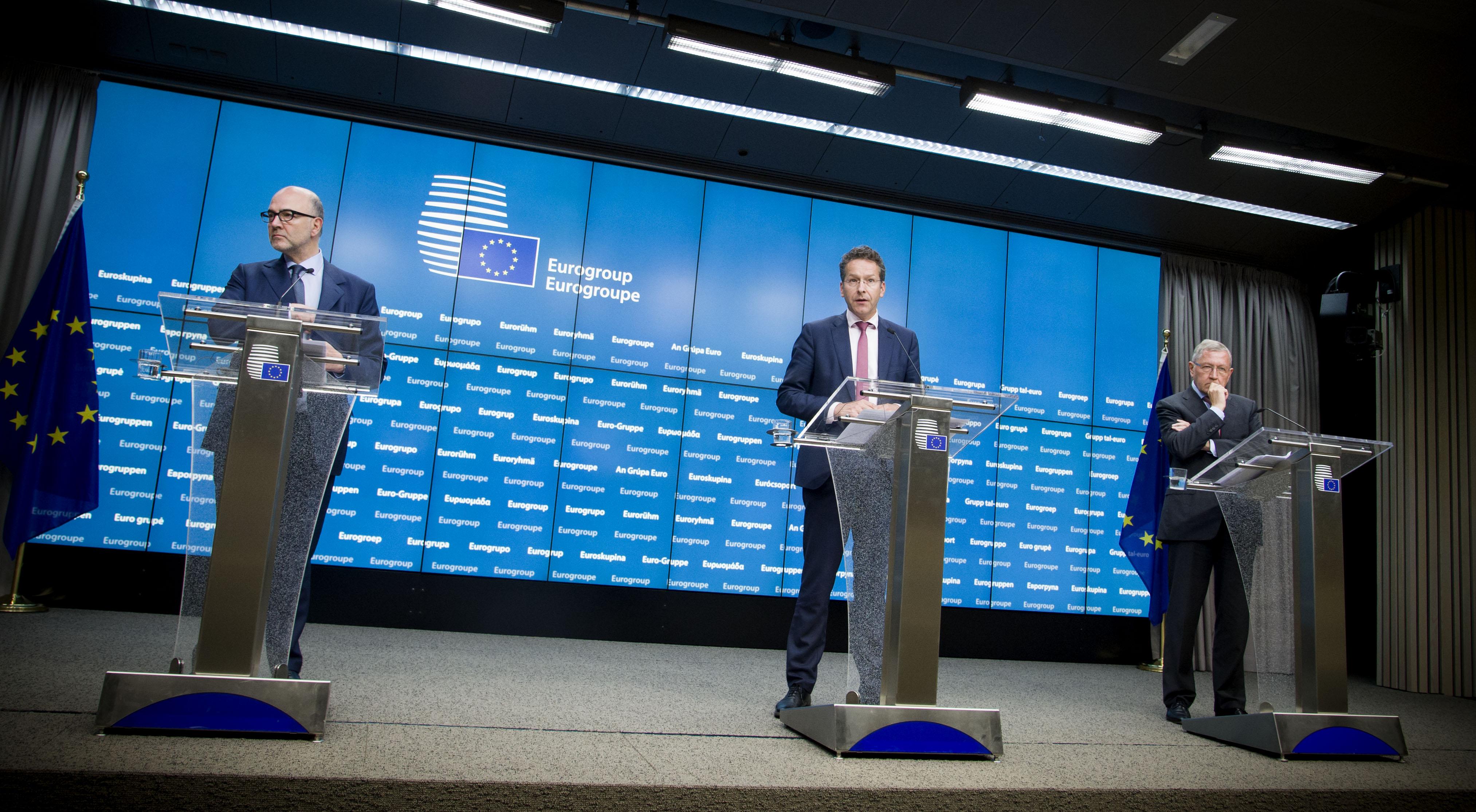 Euroskupina sankcie brexit Dijsselbloem