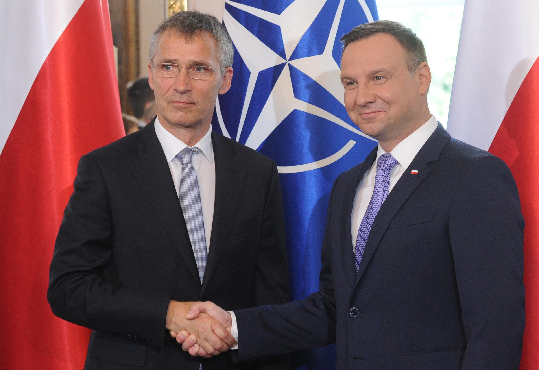 brexit NATO Poľsko