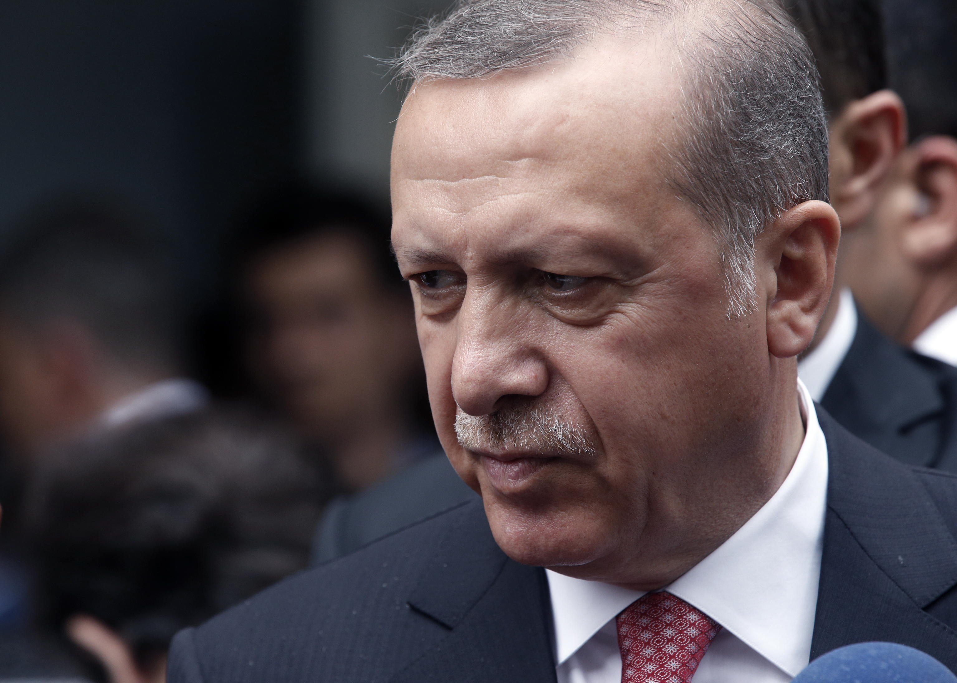 Turecko, puč, prevrat