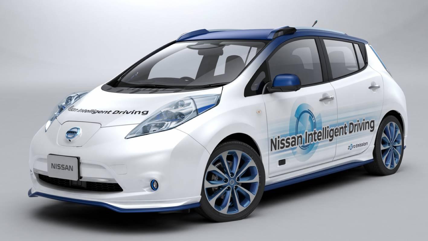autonómne vozidlá, bez vodiča