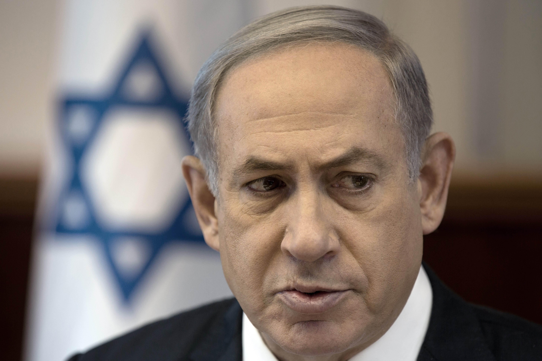 Benjamin Netanjahu, Izrael