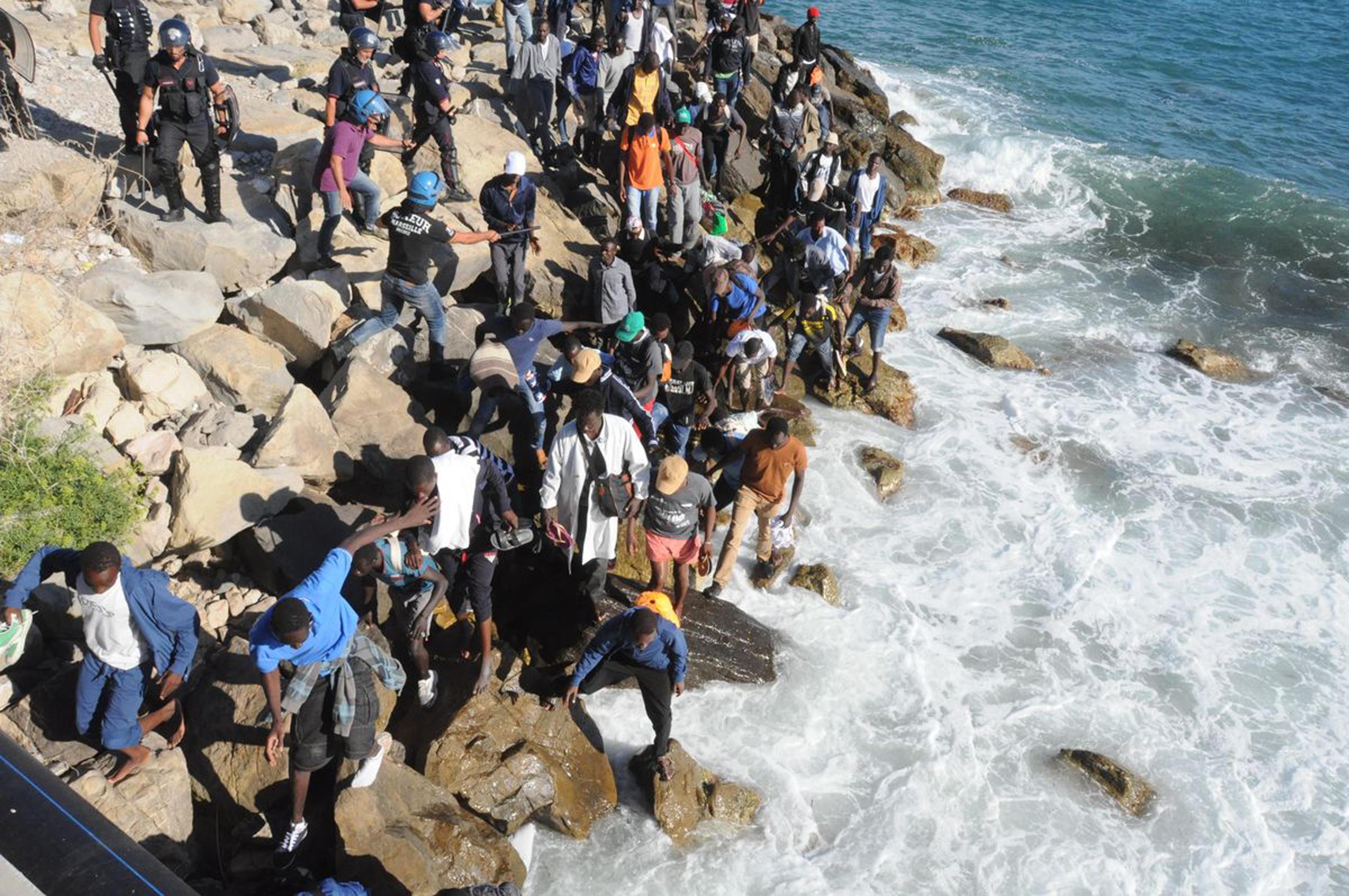 Presídľovanie utečencov z Taliansko do Nemecka, kvóty na utečencov