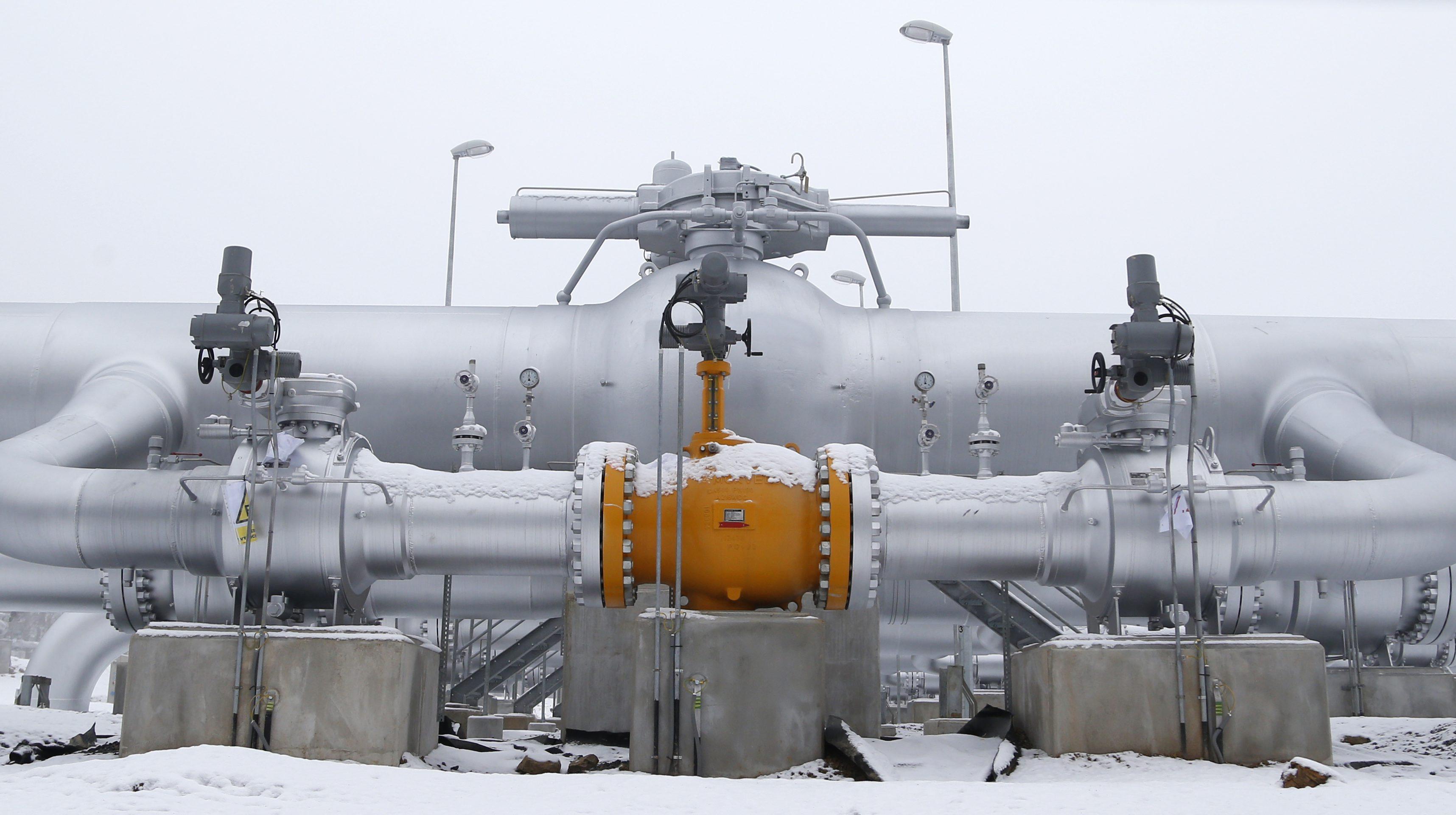 Nord Stream 2 energetická bezpečnosť