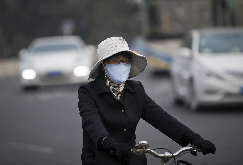 smog Čína zelené dlhopisy