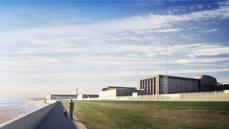 Hinkley Point C EDF jadrová energia Čína