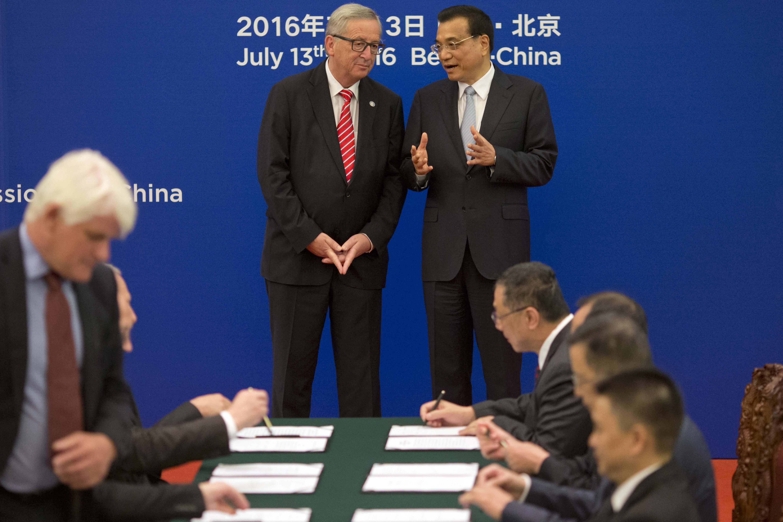 Čína, štatút trhovej ekonomiky, summit