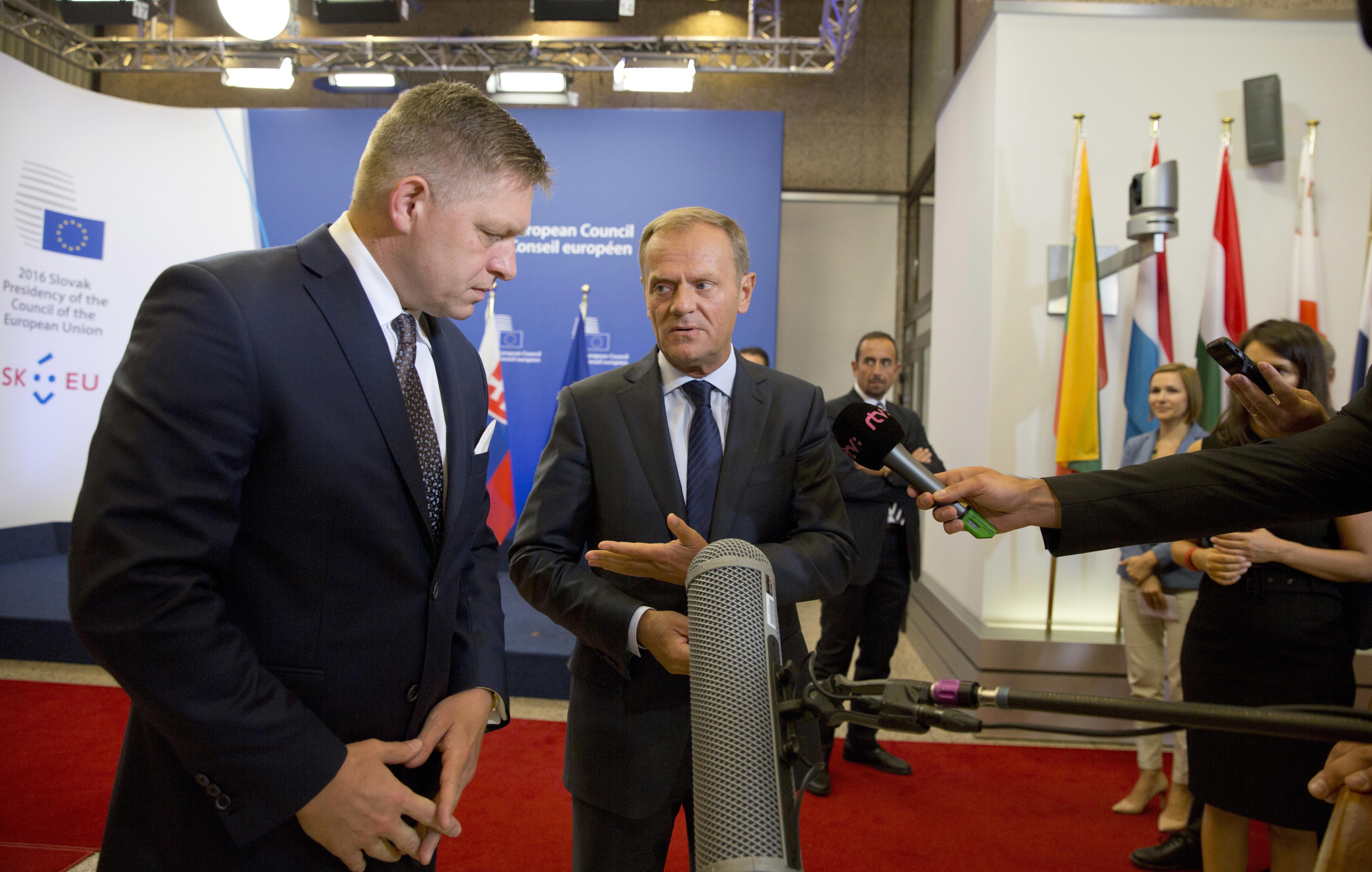 fico bratislavský summit eurovýbor