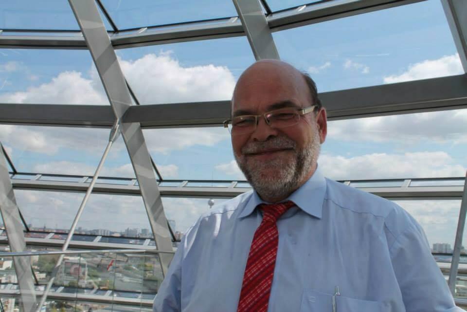 Norbert Spinrath SDP Nemecko EÚ