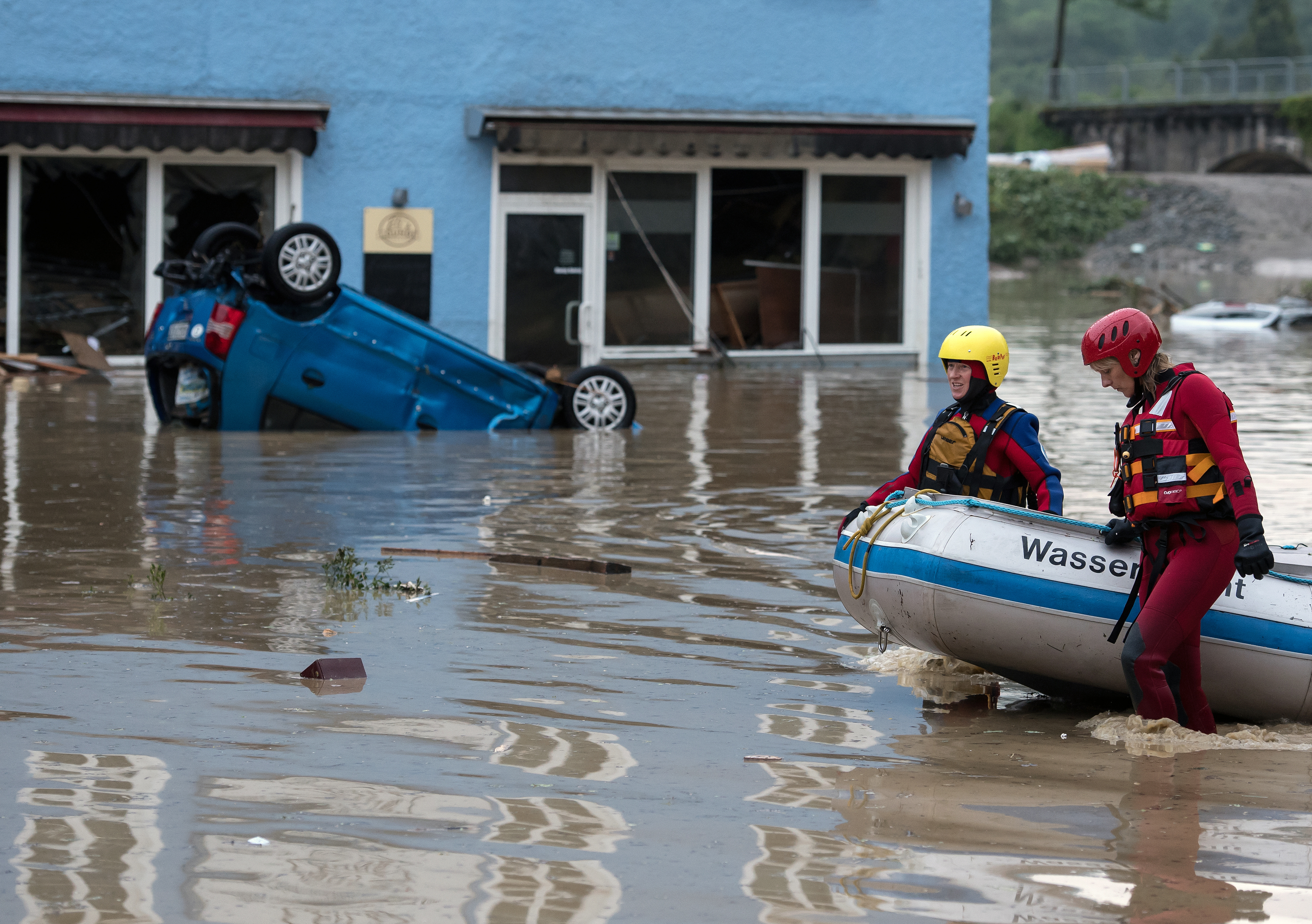 záplavy, zelená ekonomika