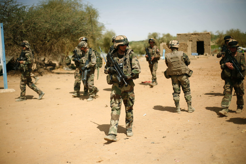 Mali, európska armáda