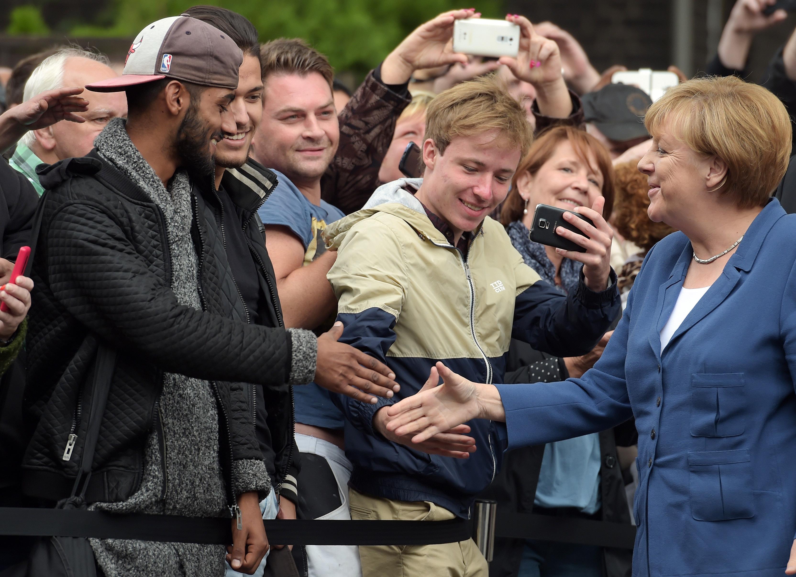 Nemecko utečenci