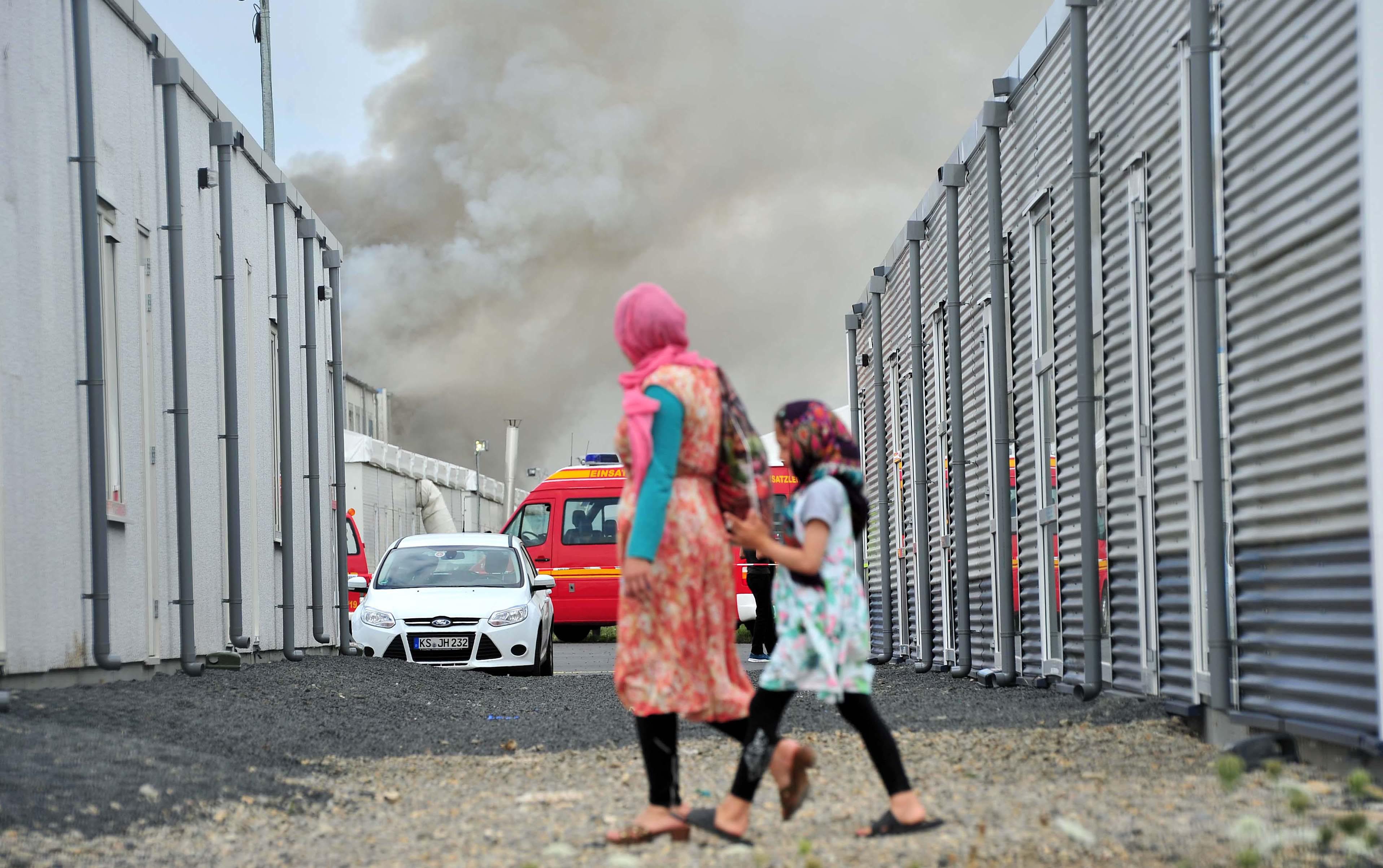 žiadosti o azyl v EÚ 2016