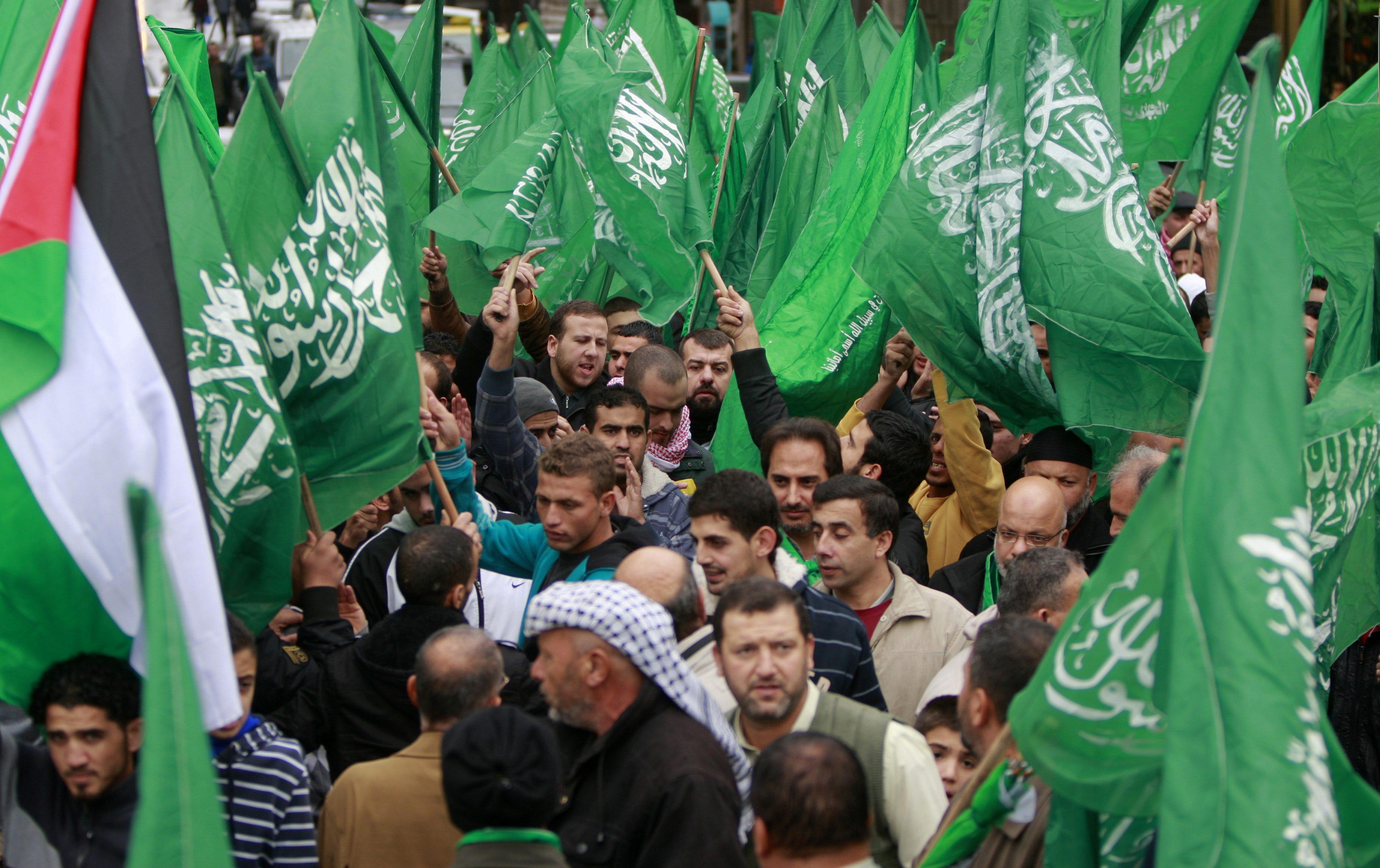 terorizmus, zoznam teroristických organizácií, Palestína