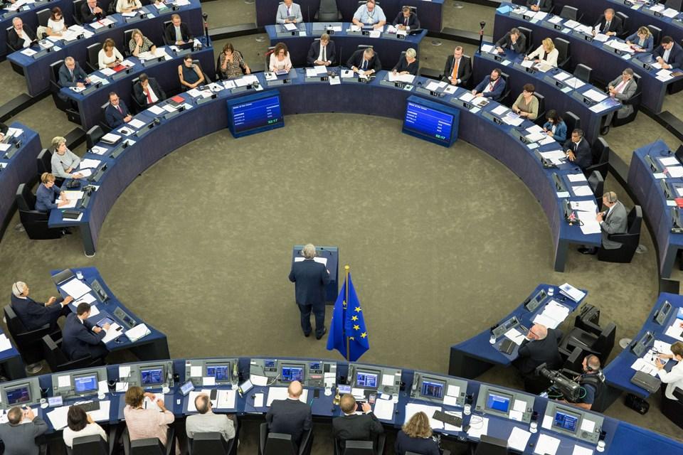 Európska komisia, prejav o stave únie,