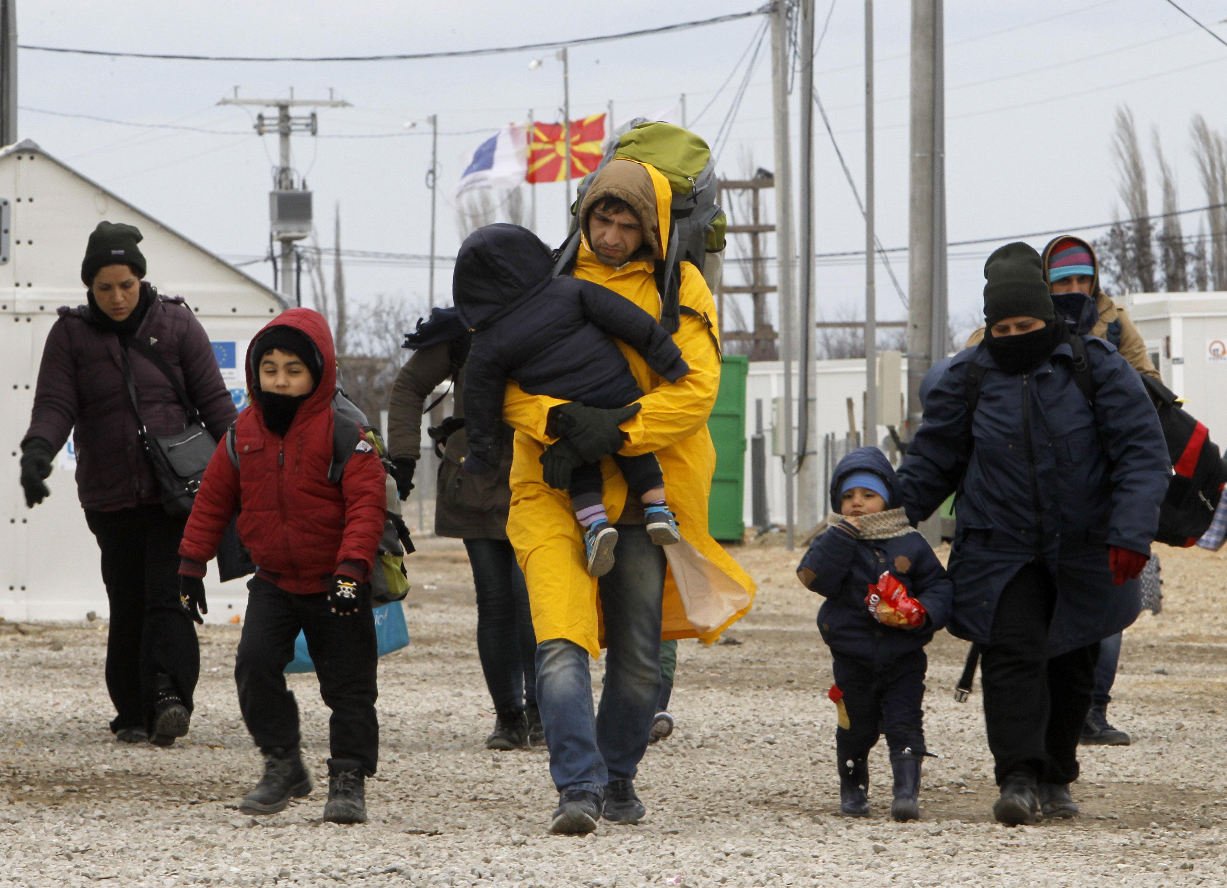 utečenci, Ann Lind