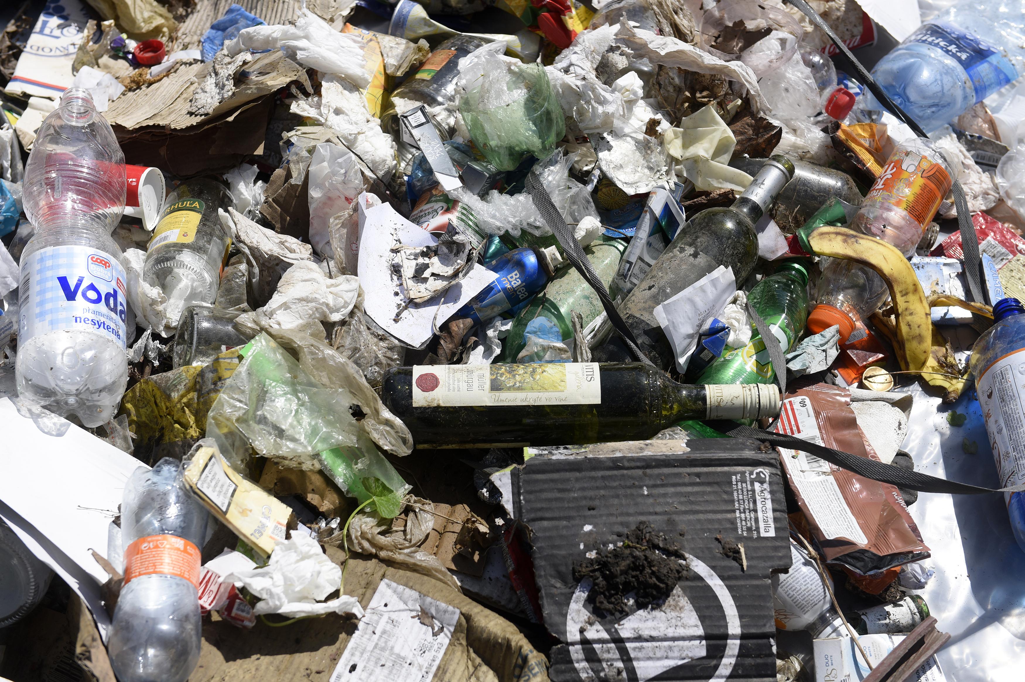 recyklačné ciele