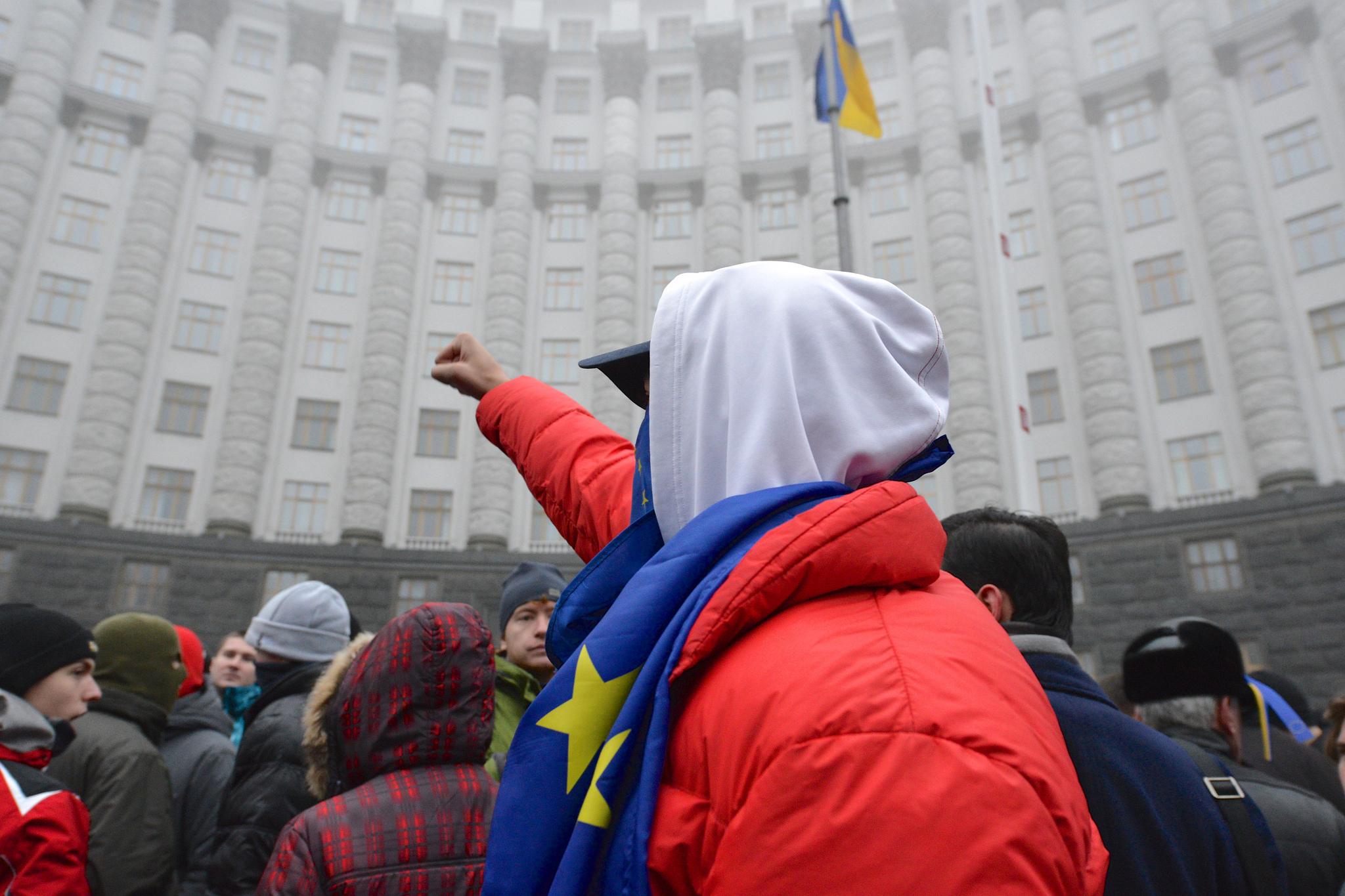 Ukrajina, konflikt, Rusko, korupcia