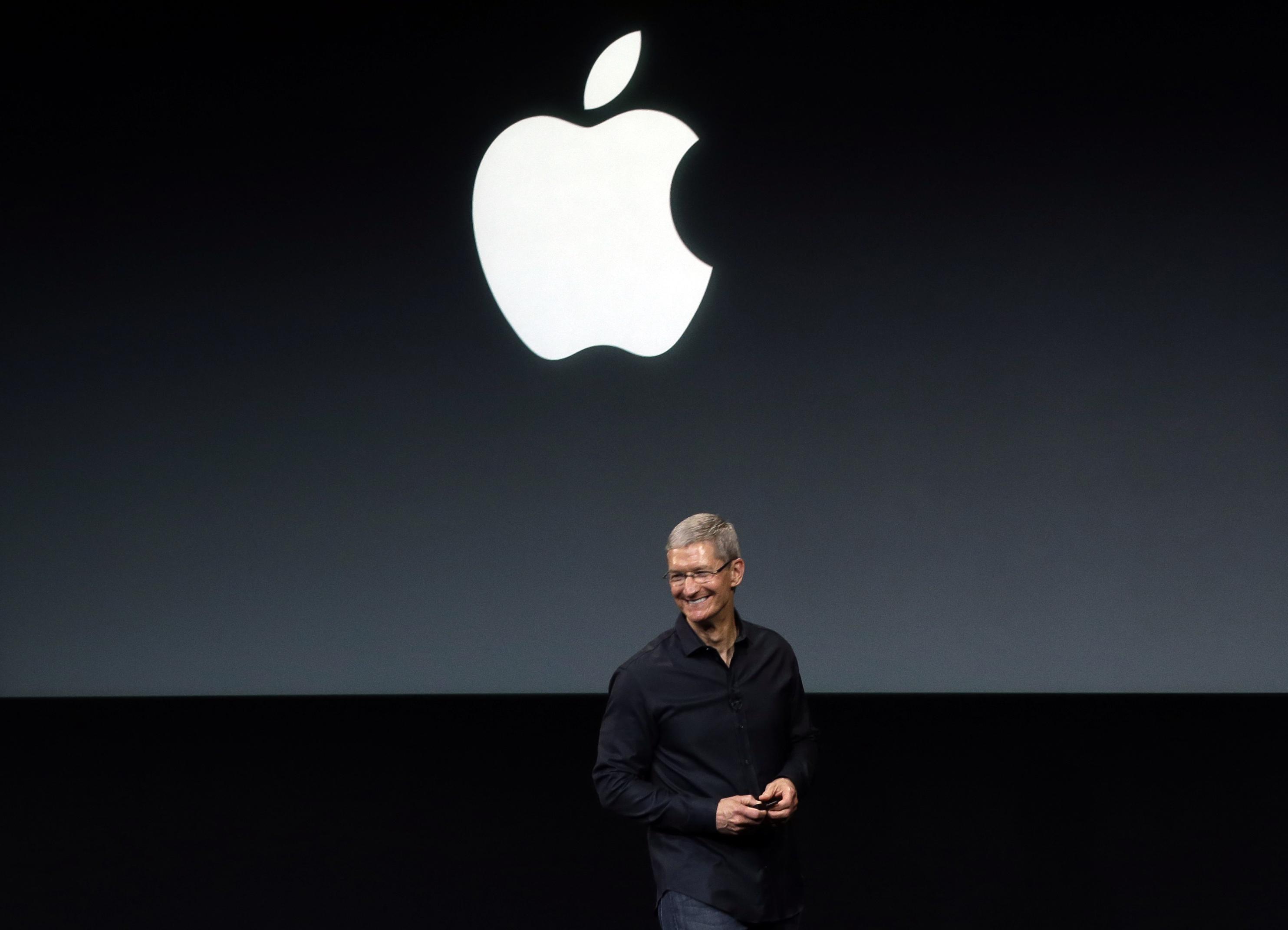 Apple, Tim Cook, daňové úniky, Írsko