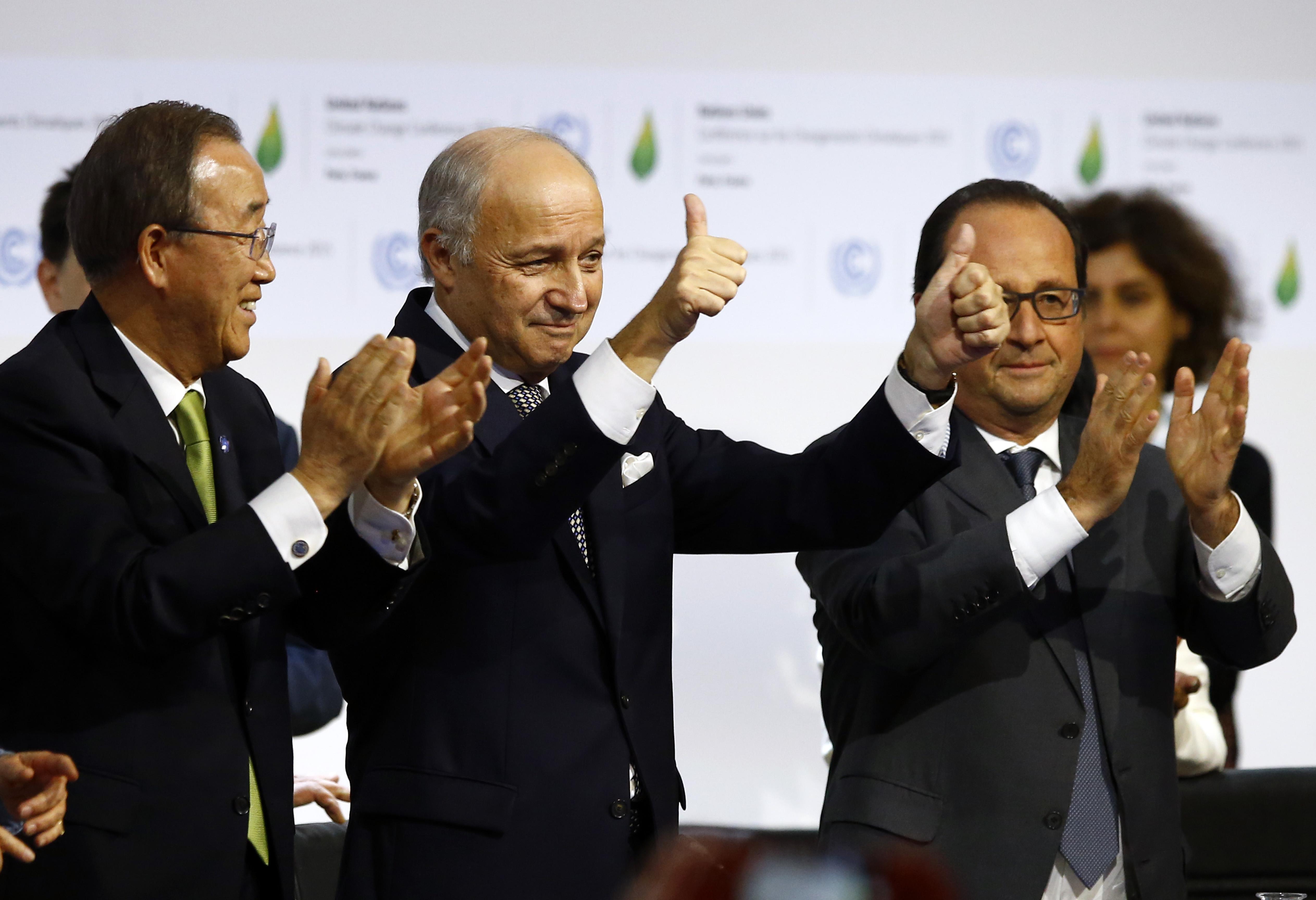 Parížska dohoda