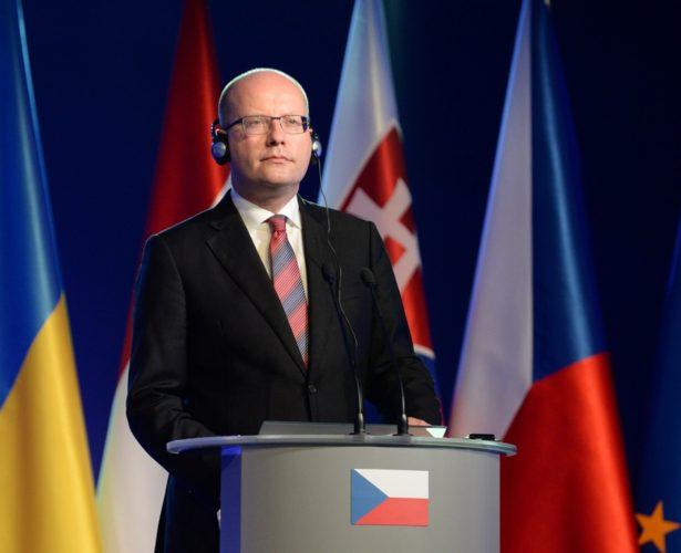 Poľsko EÚ SR V4 premiéri Ukrajina rokovanie