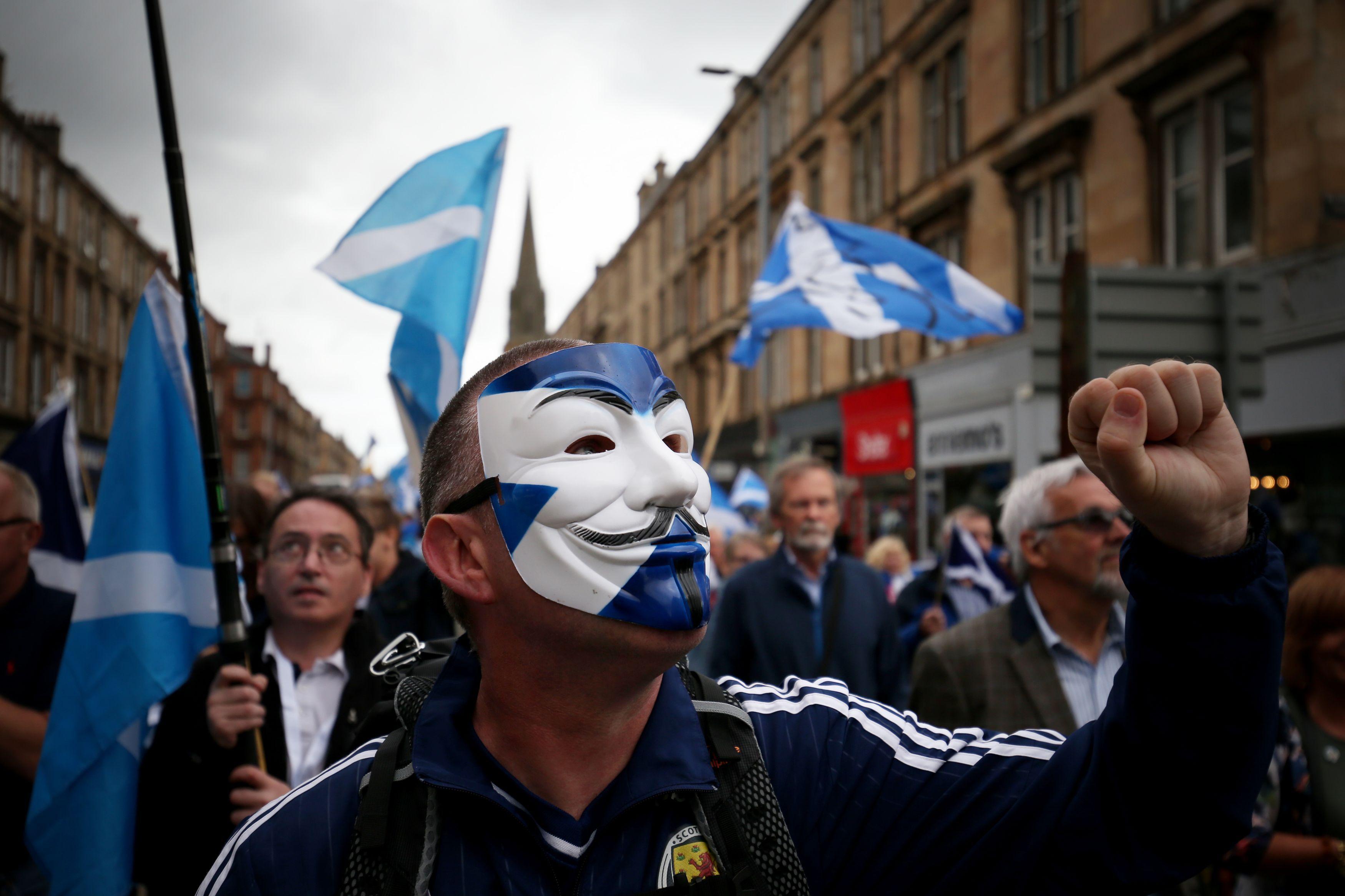 brexit škótsko