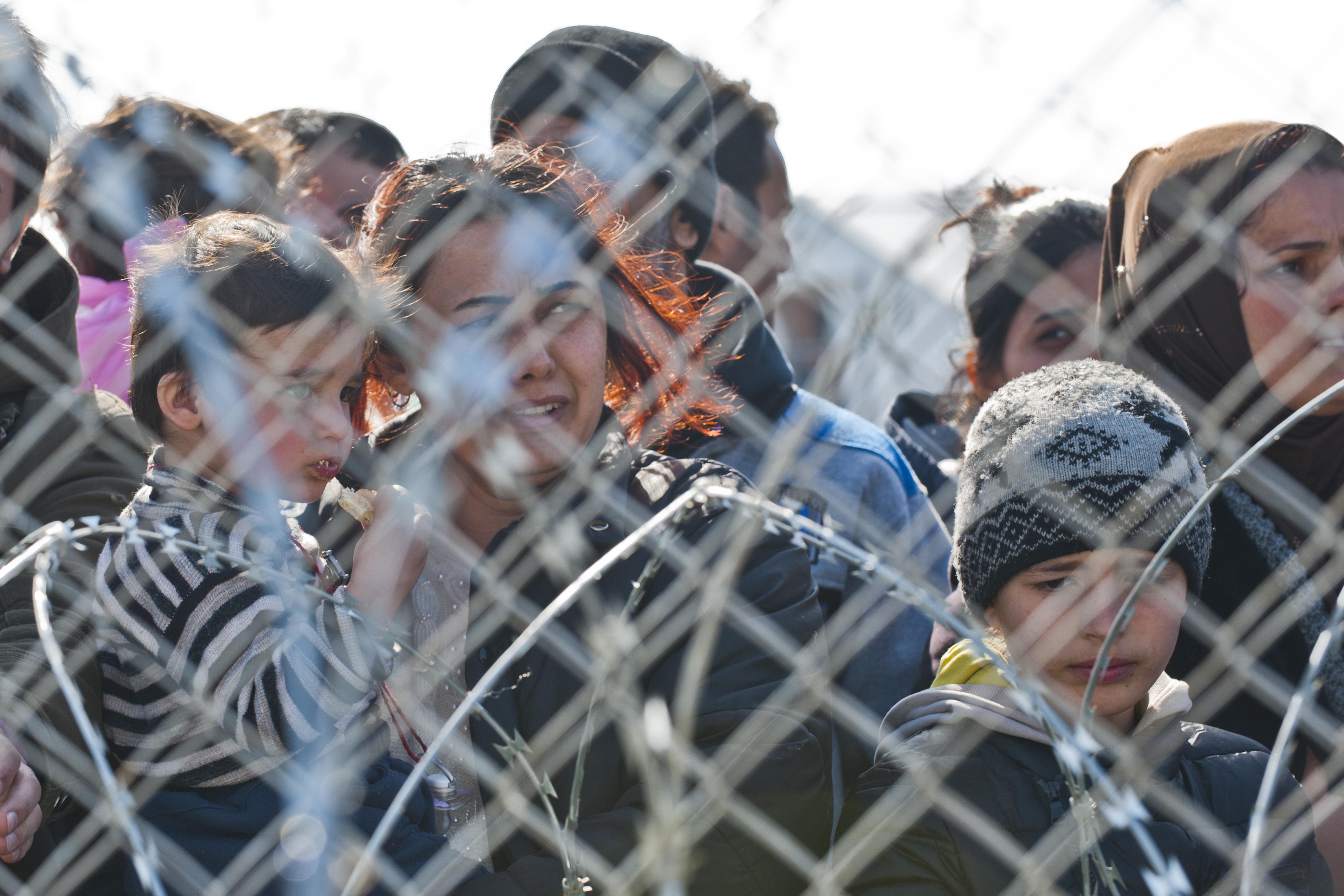 utečencká kríza
