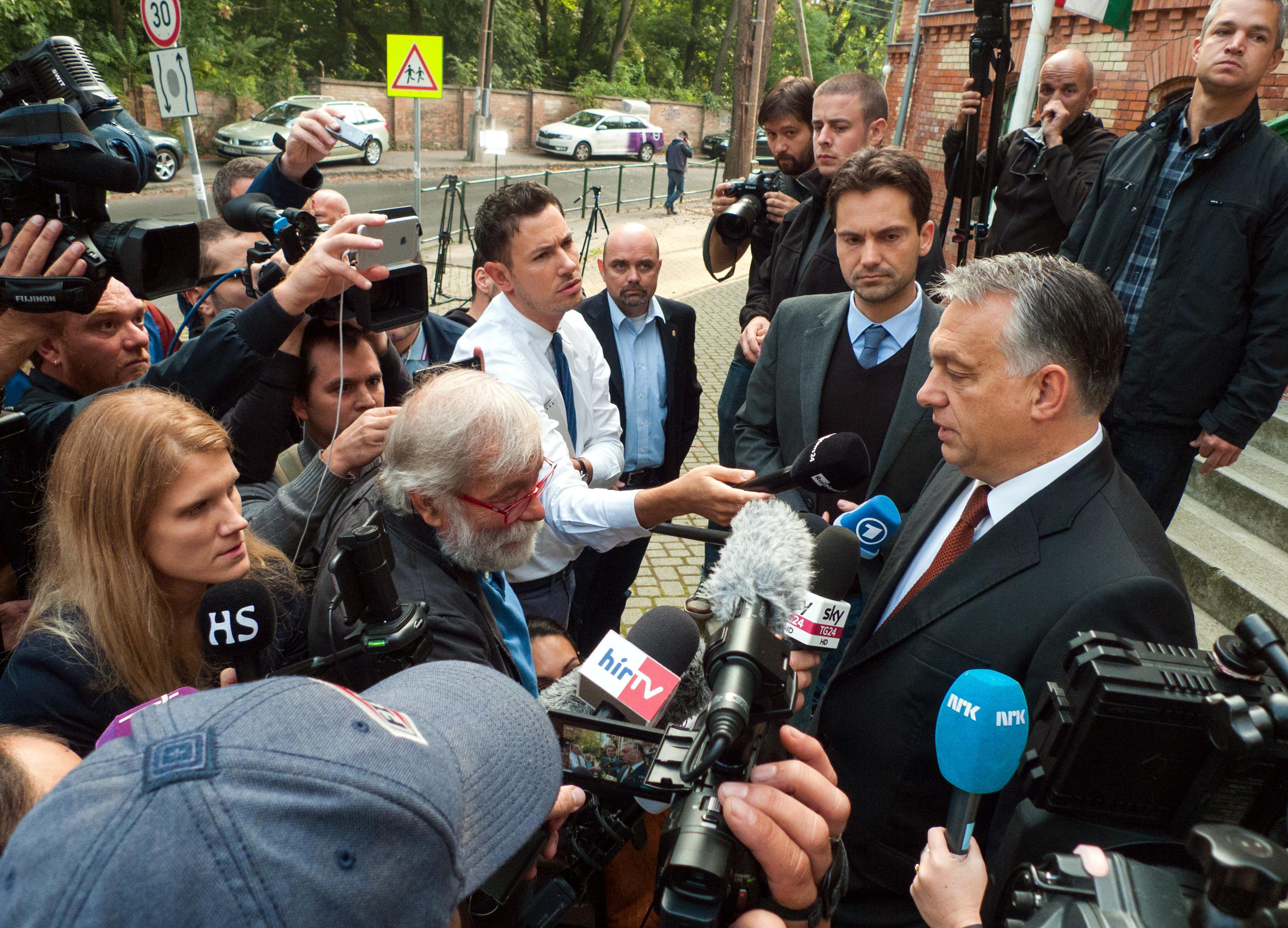 referendum maďarsko