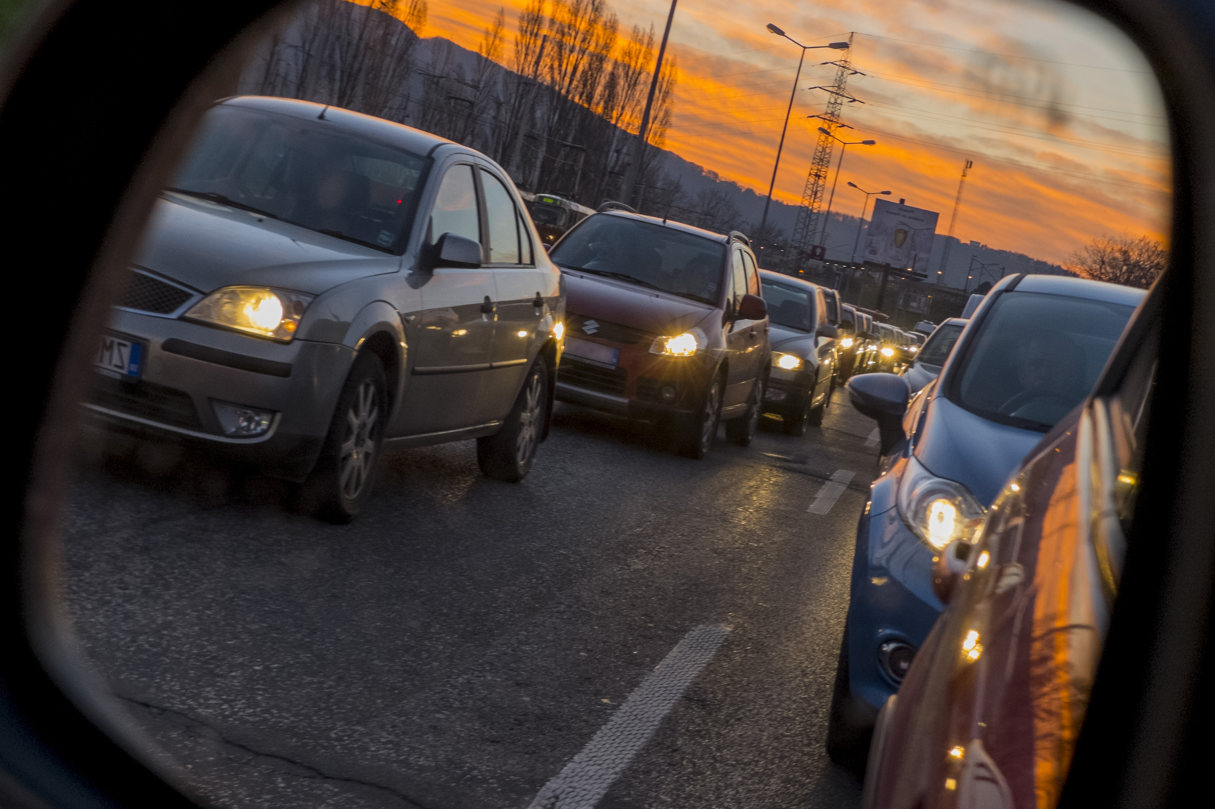 emisie v doprave
