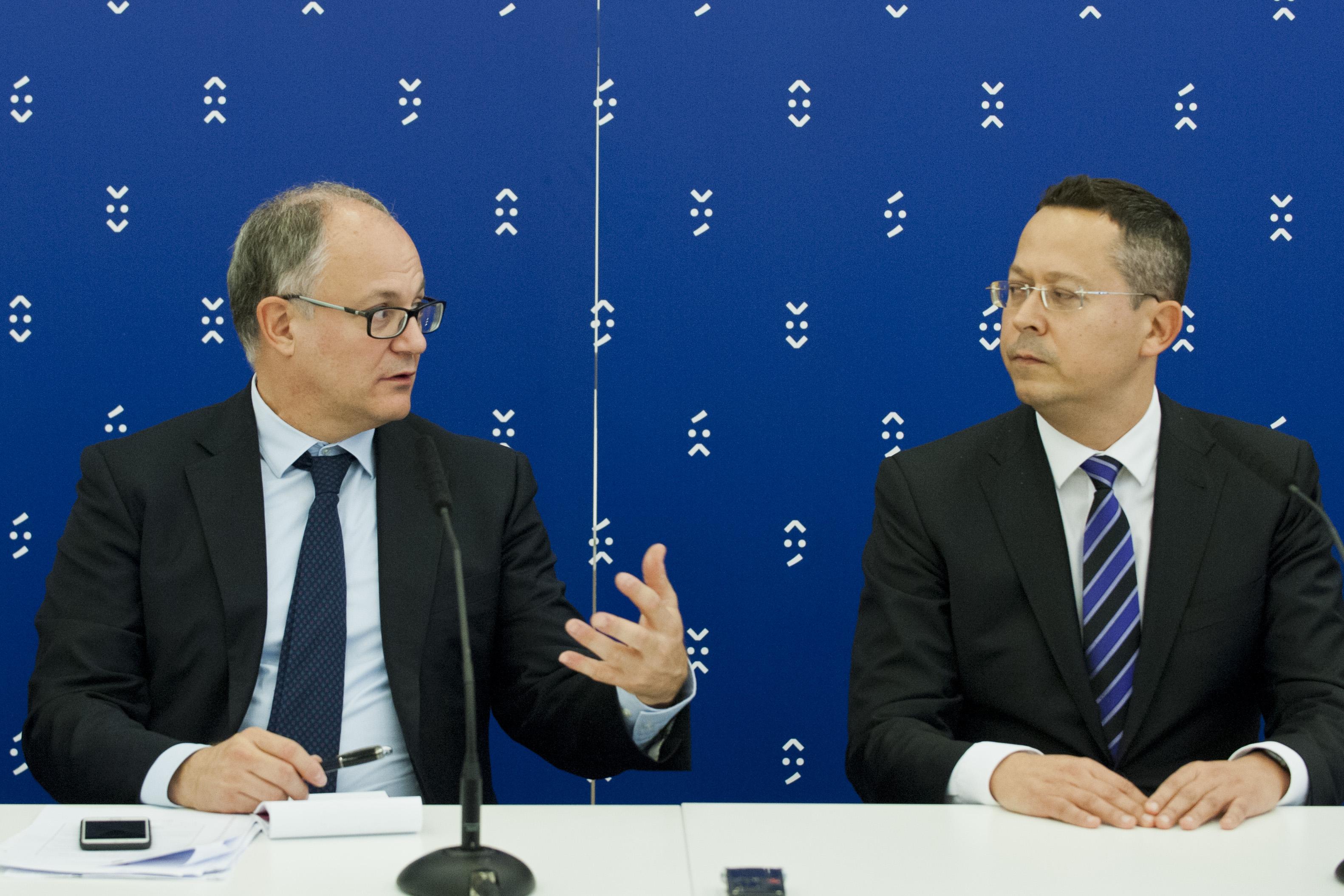 eurozóna minister financií