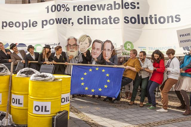 obnoviteľné zdroje, klimatické zmeny