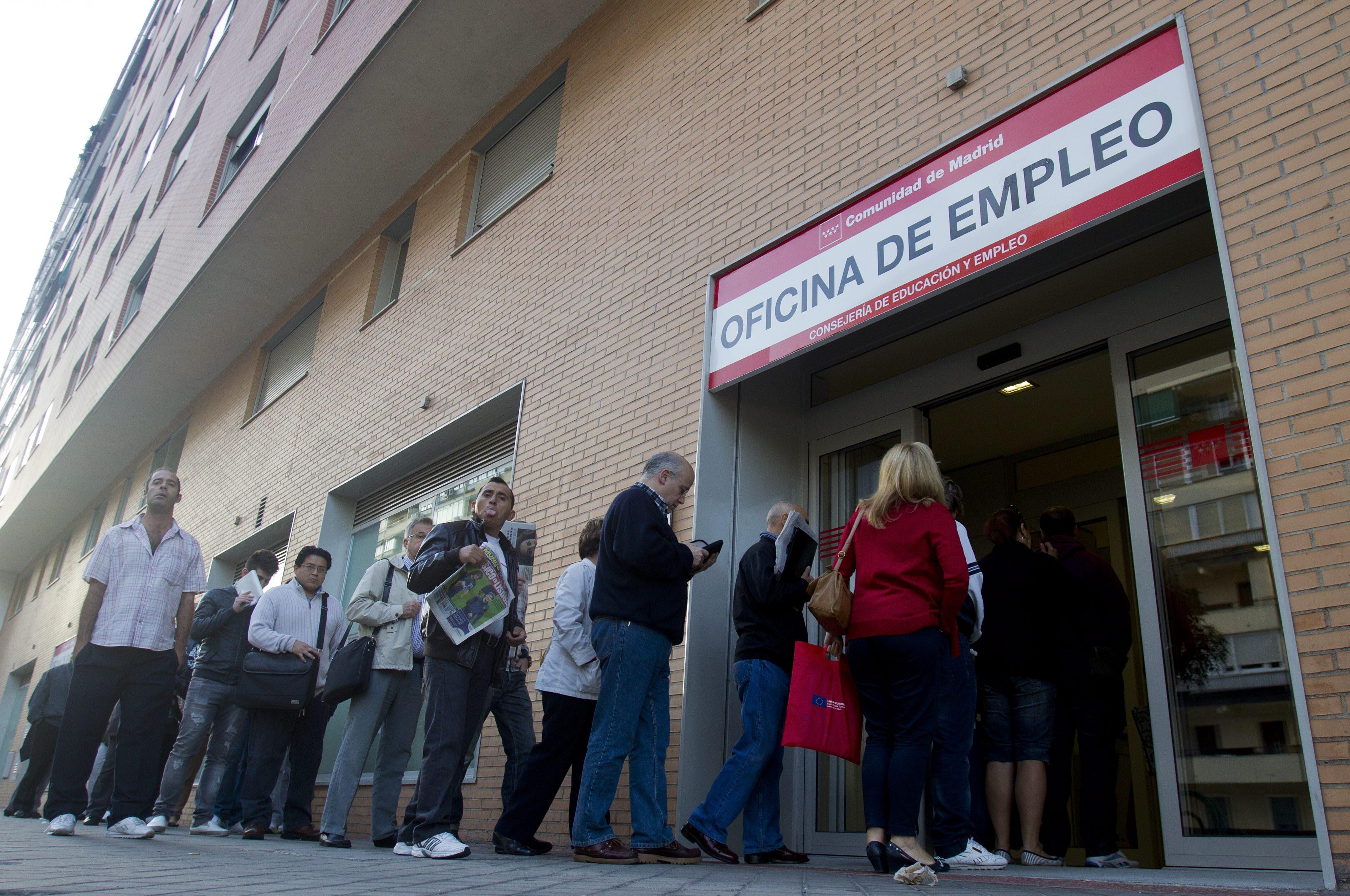 nezamestnanosť