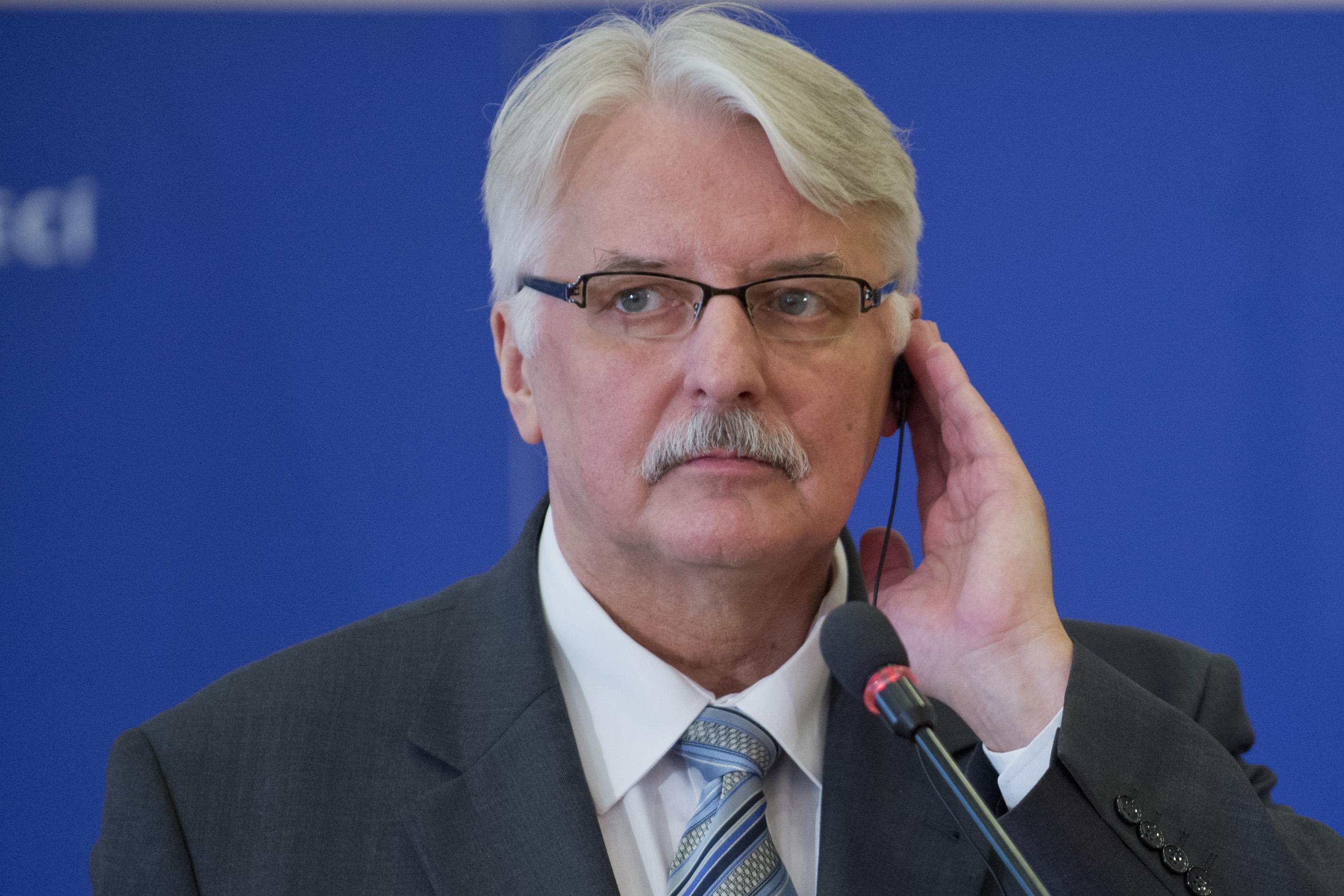 benátska komisia, Witold Waszczykowski