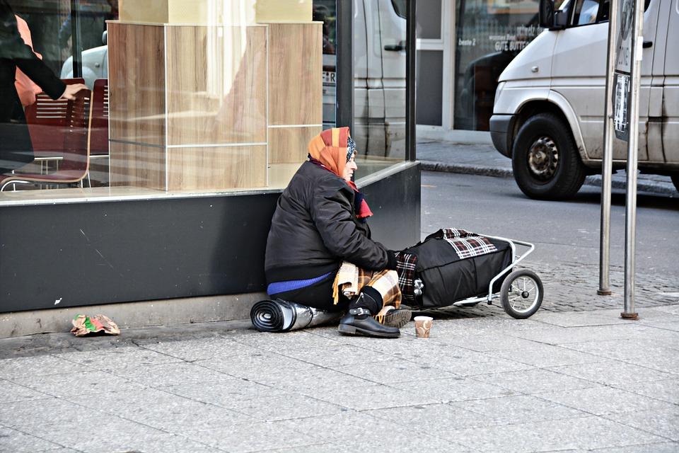 chudoba, sociálne vylúčenie