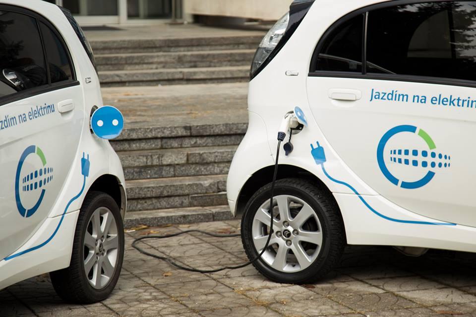 elektromobily, dotácie