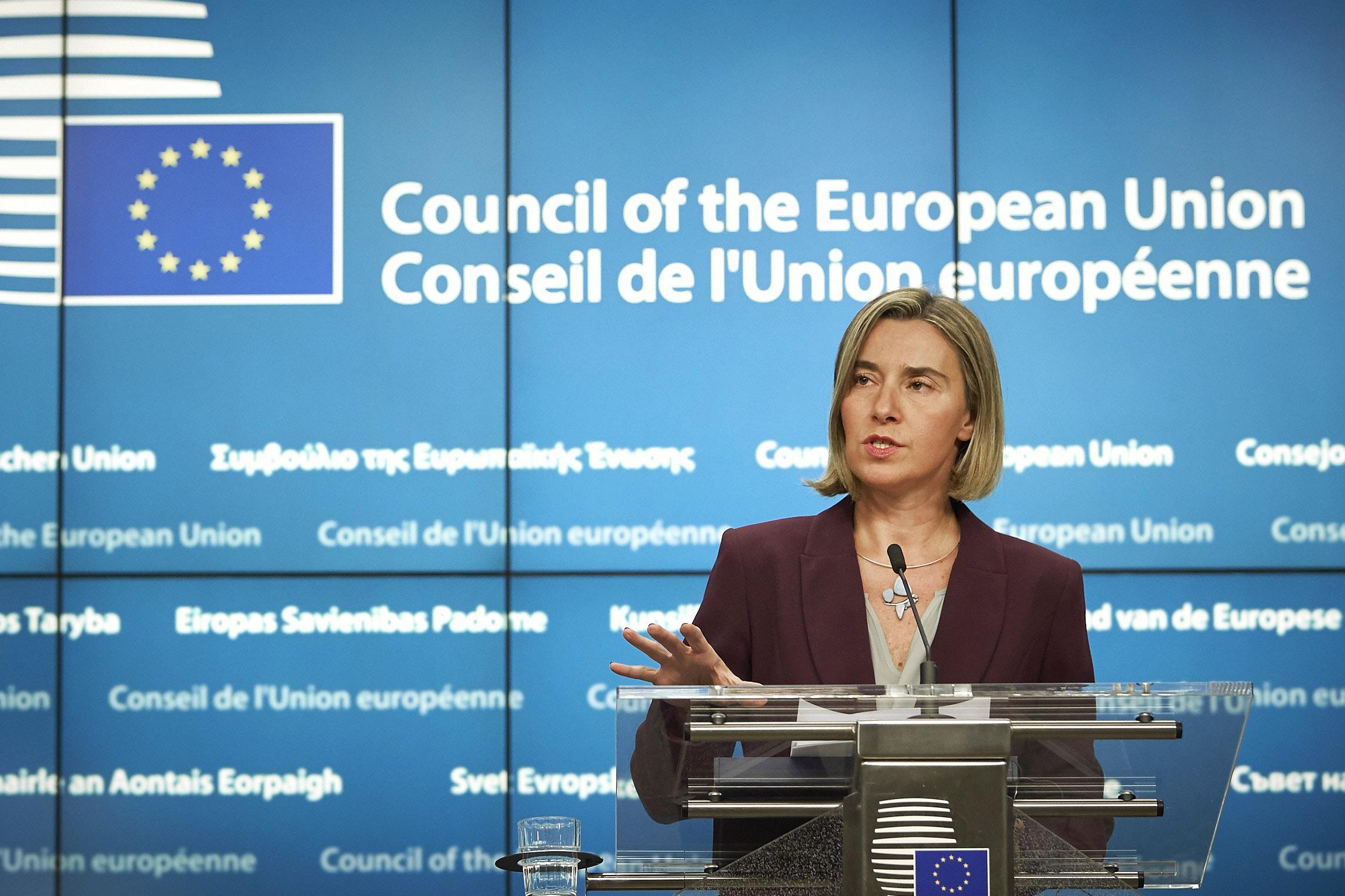 európska armáda, Rada EÚ pre zahraničné veci