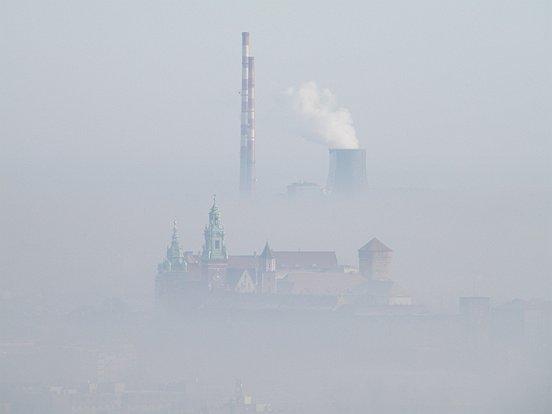 smog Poľsko