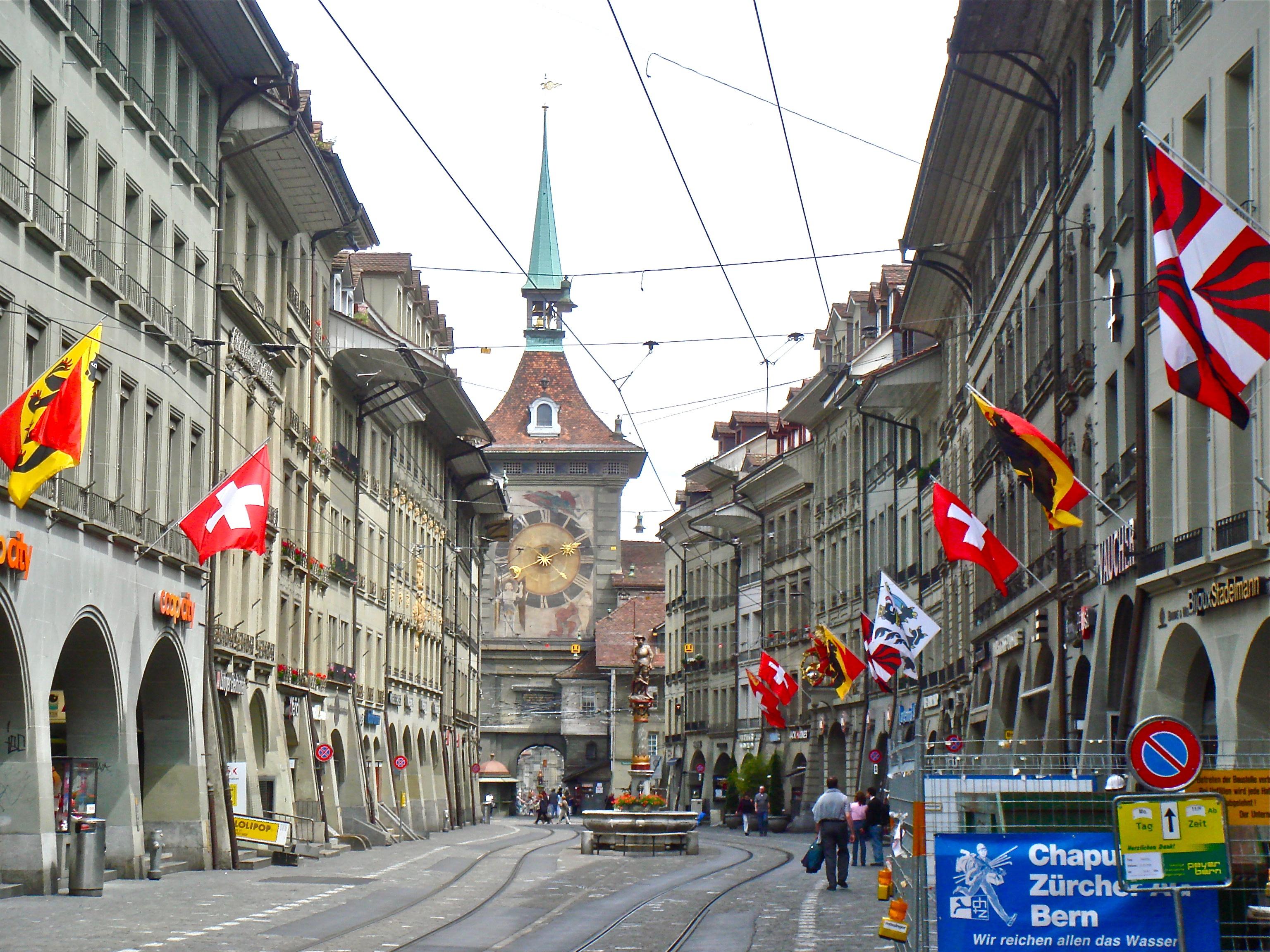 Švajčiarsko, veda a výskum, Bern