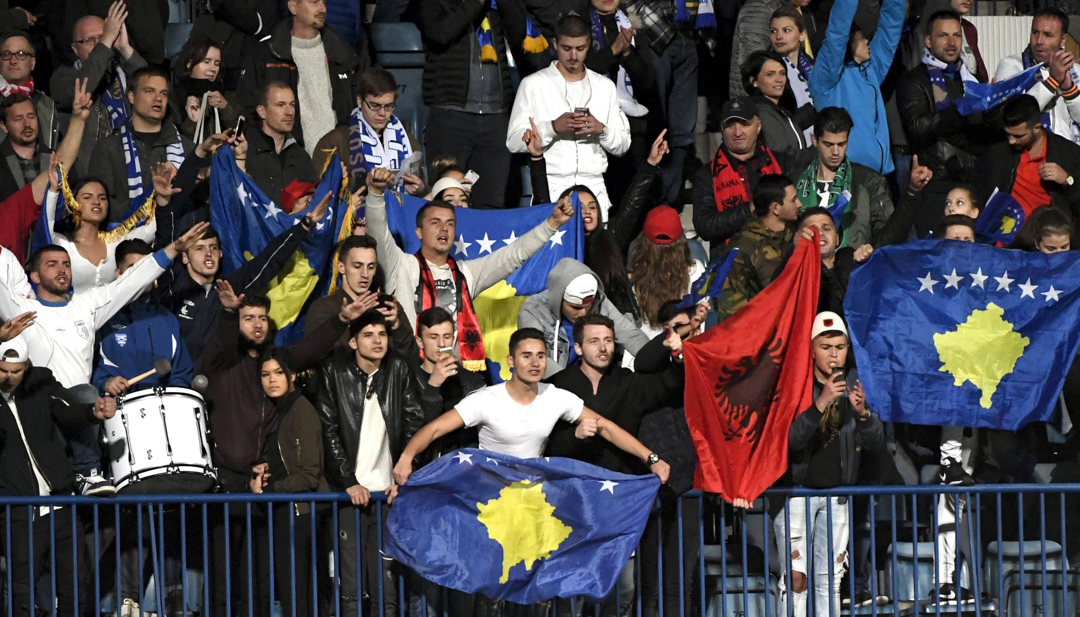 Kosovo, Rusko, Krym