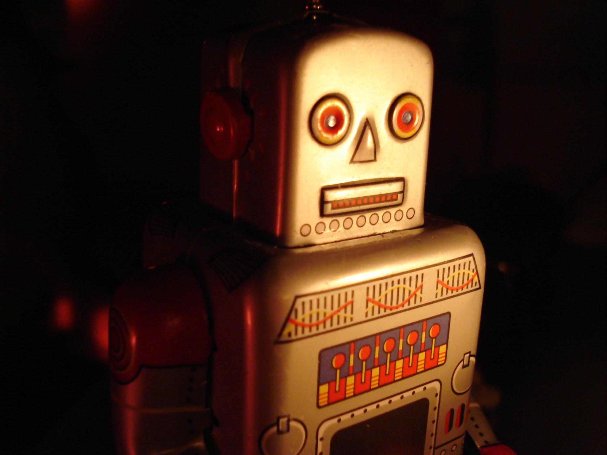 Roboti, digitalizácia, digitálne zručnosti