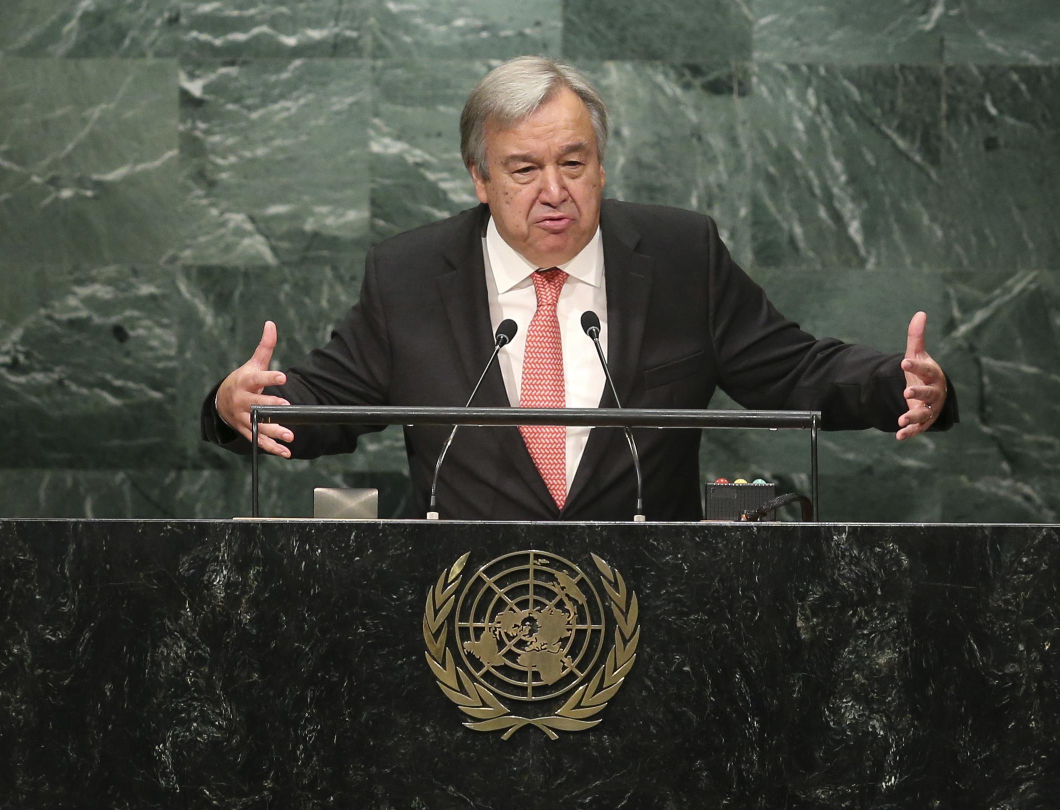 EÚ v OSN