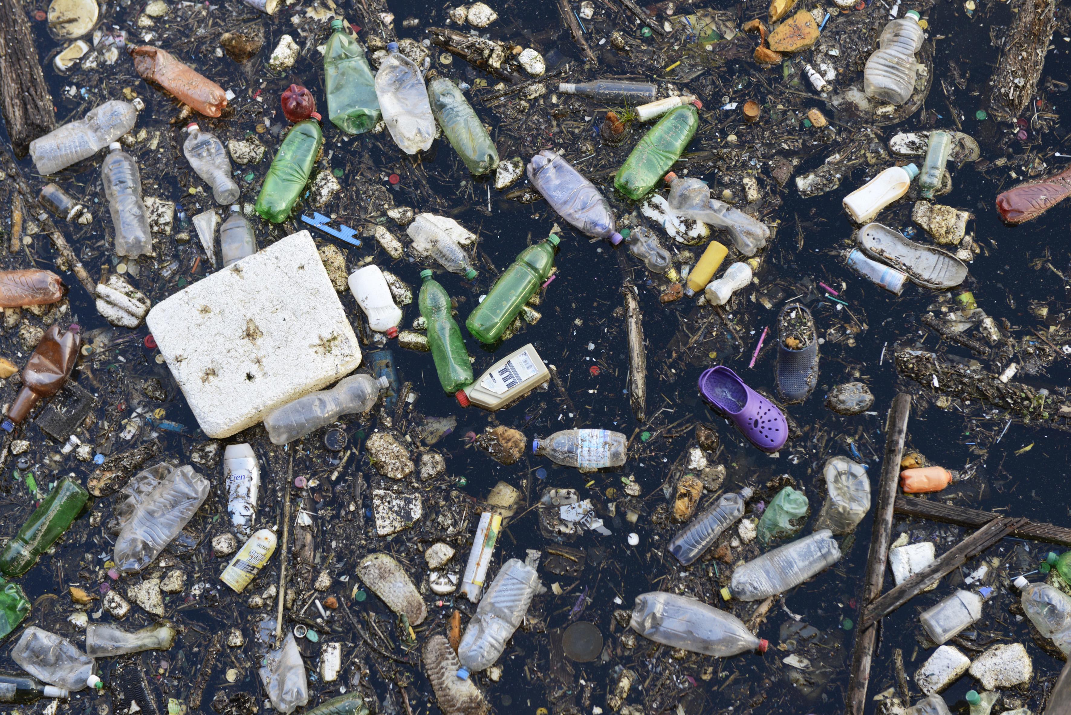 Ružín, odpadové hospodárstvo