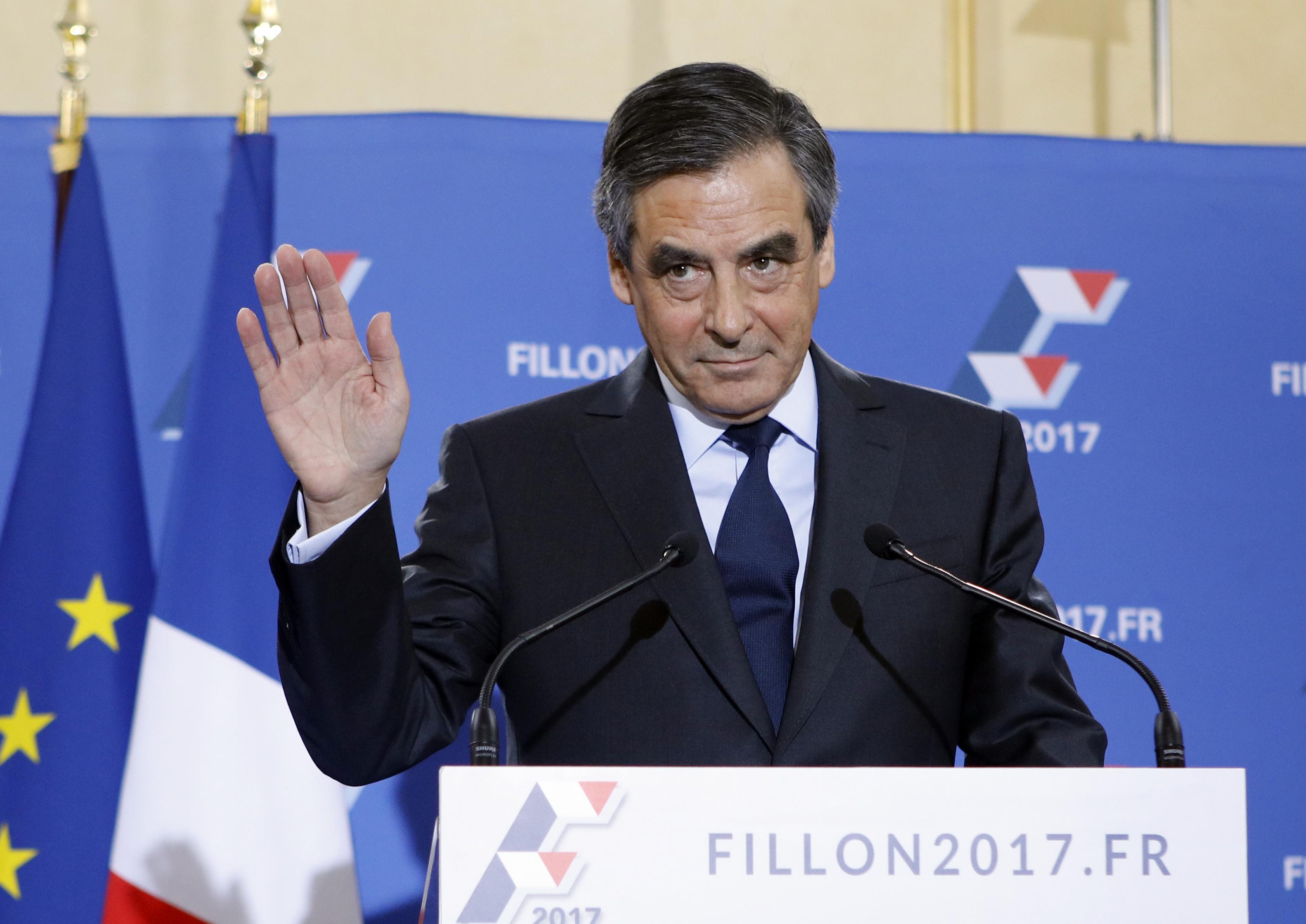 François Fillon, Republikáni, Francúzsko