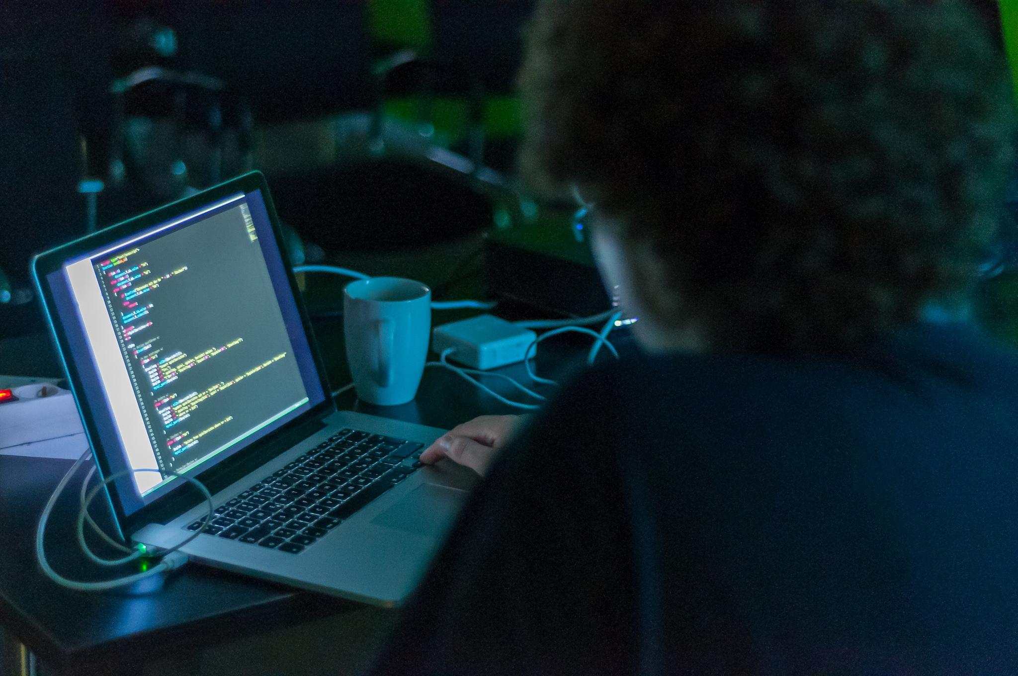 kybernetický útok, internet veci, IoT