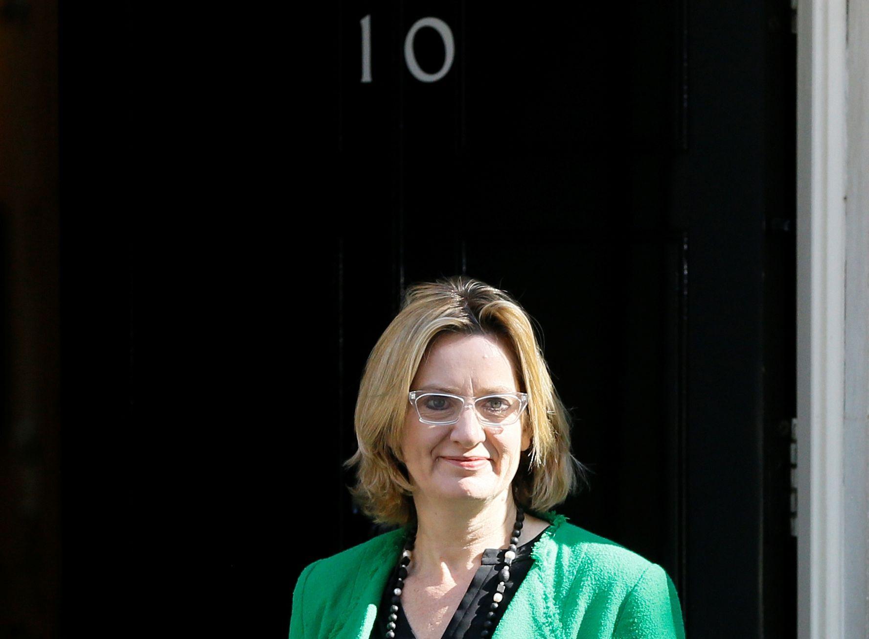 Británia, Europol, Amber Ruddová