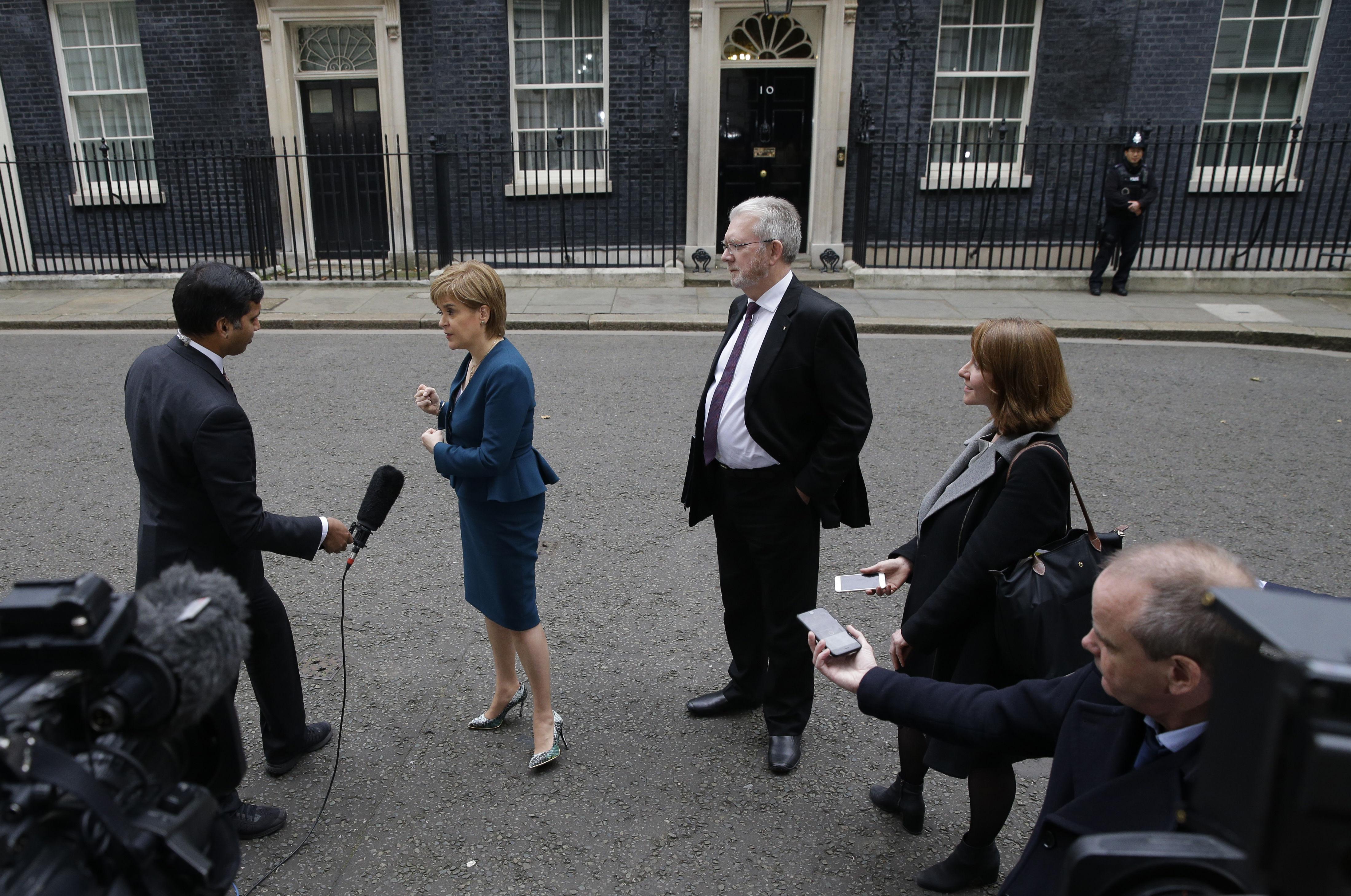 škótsko nezávislosť referendum
