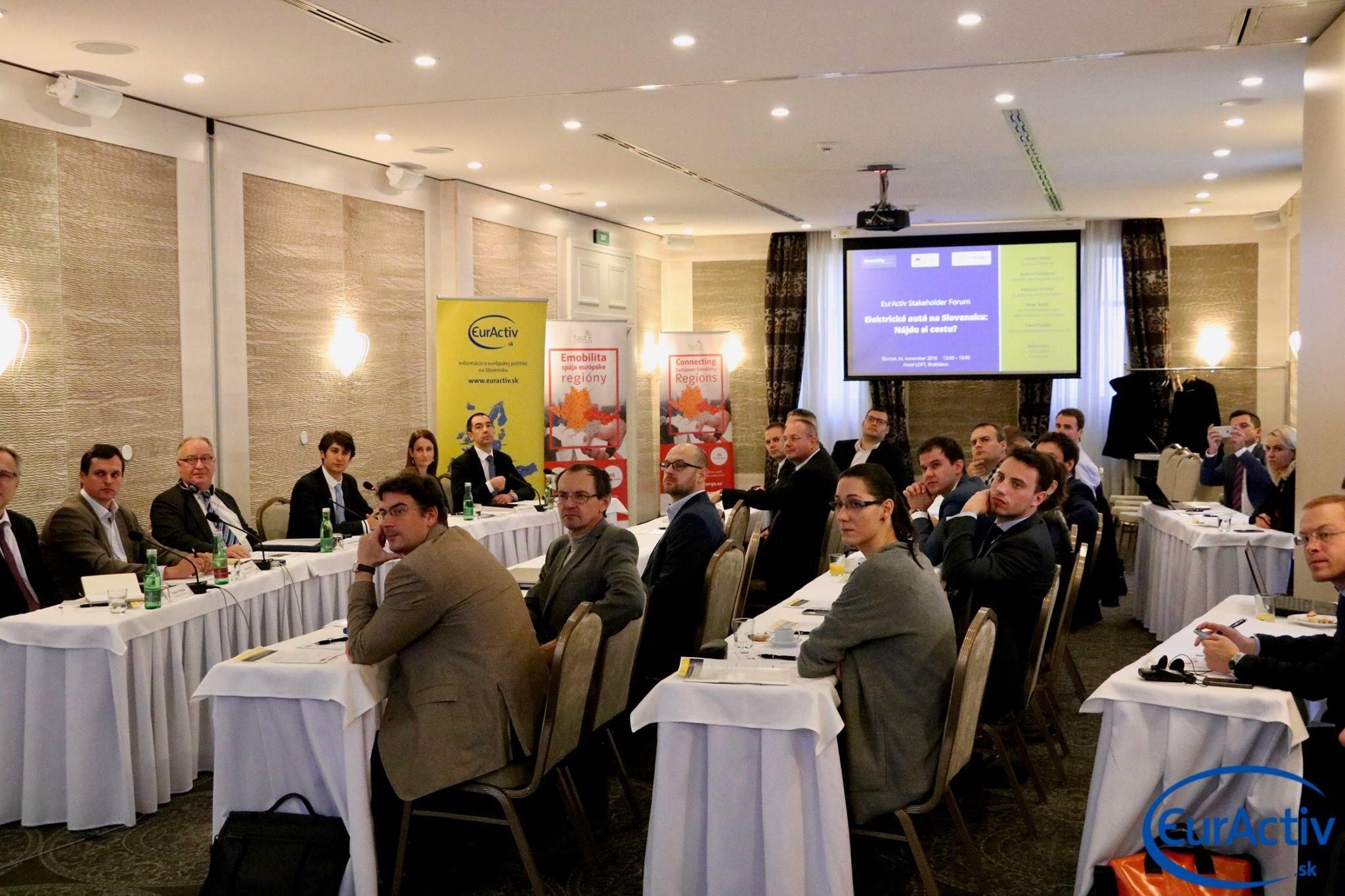 EurActiv Stakeholder Forum
