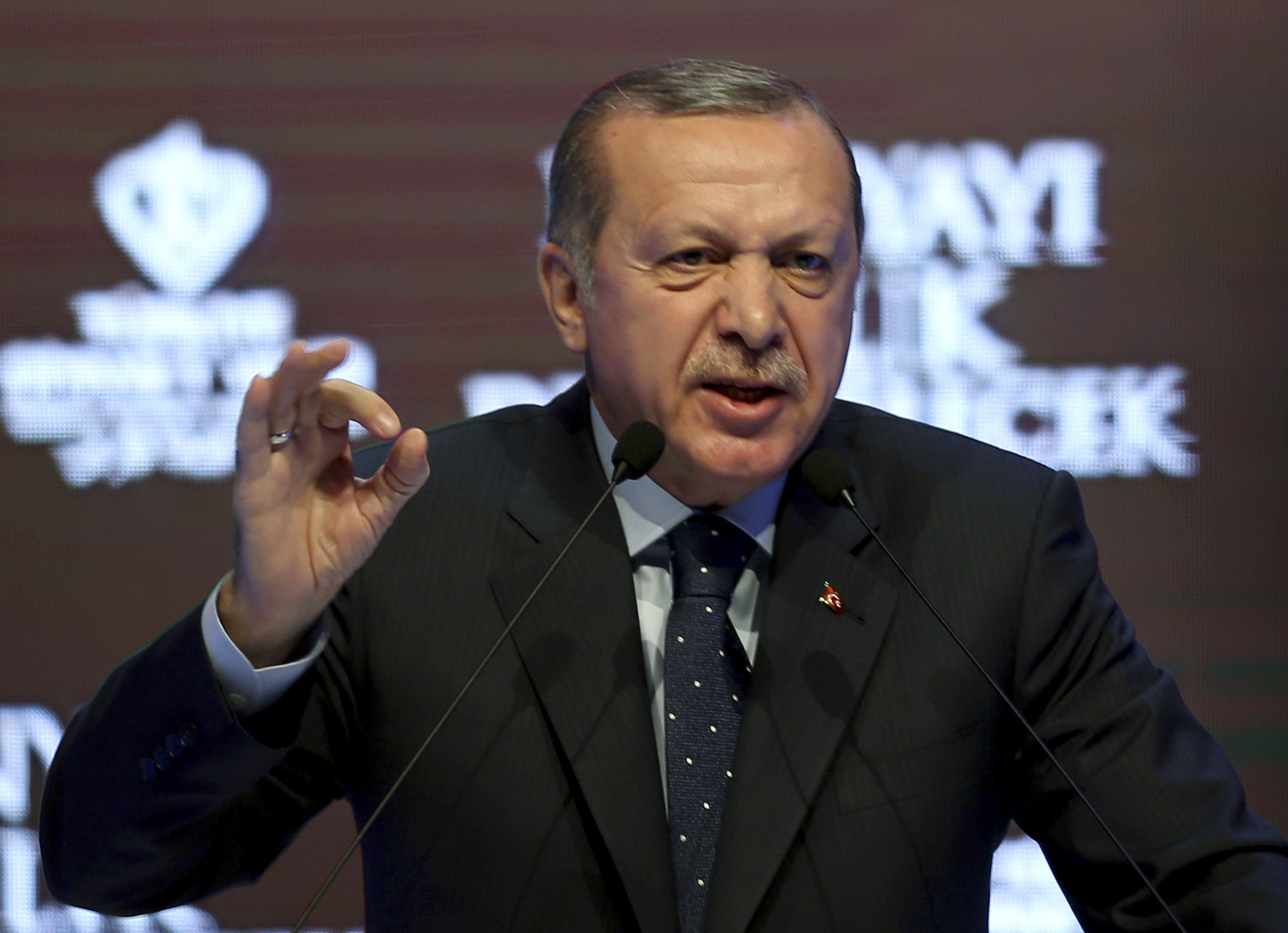 Recep Tayyip Erdogan, Turecko,